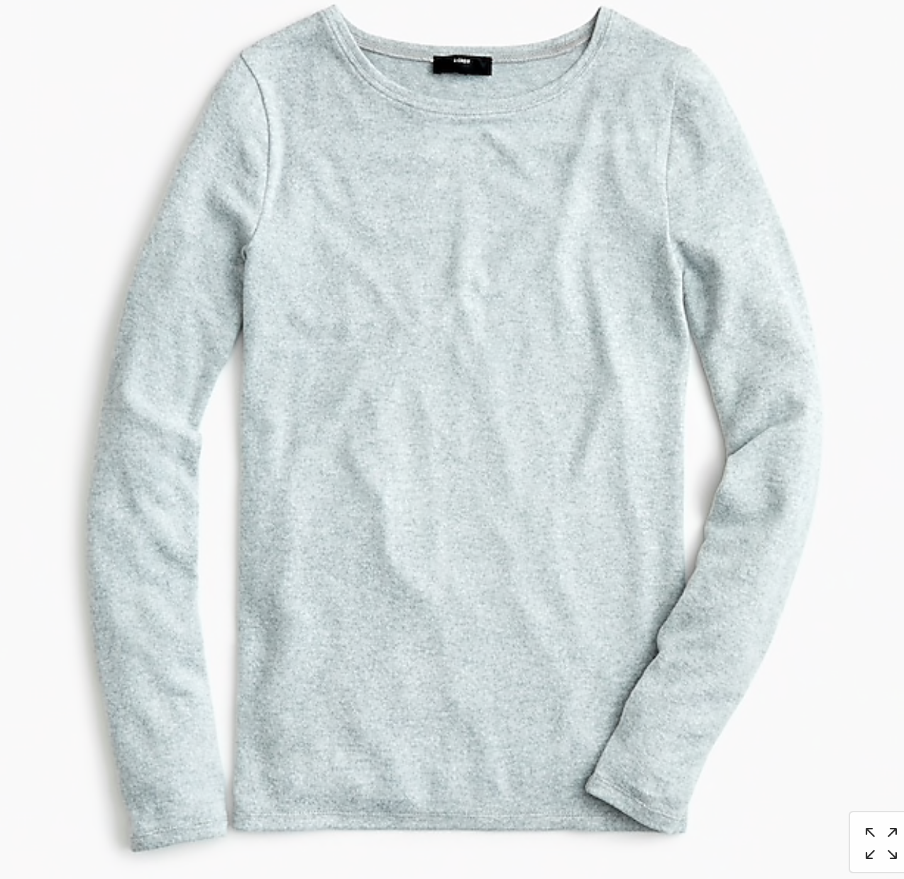 Supersoft Long-Sleeved Tee