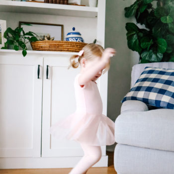 The Tiniest Ballerina