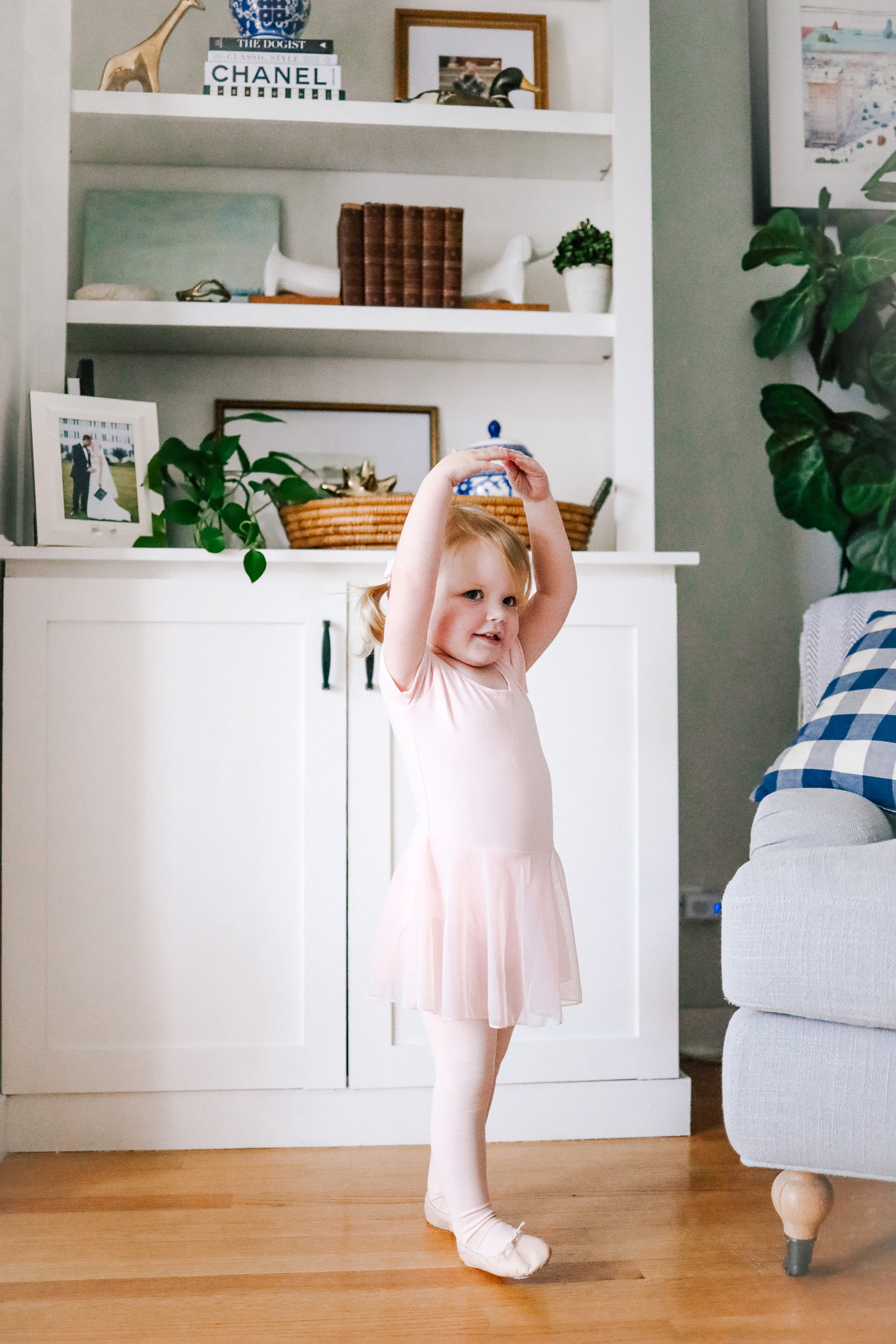 Toddler Ballerina Outfit Ideas