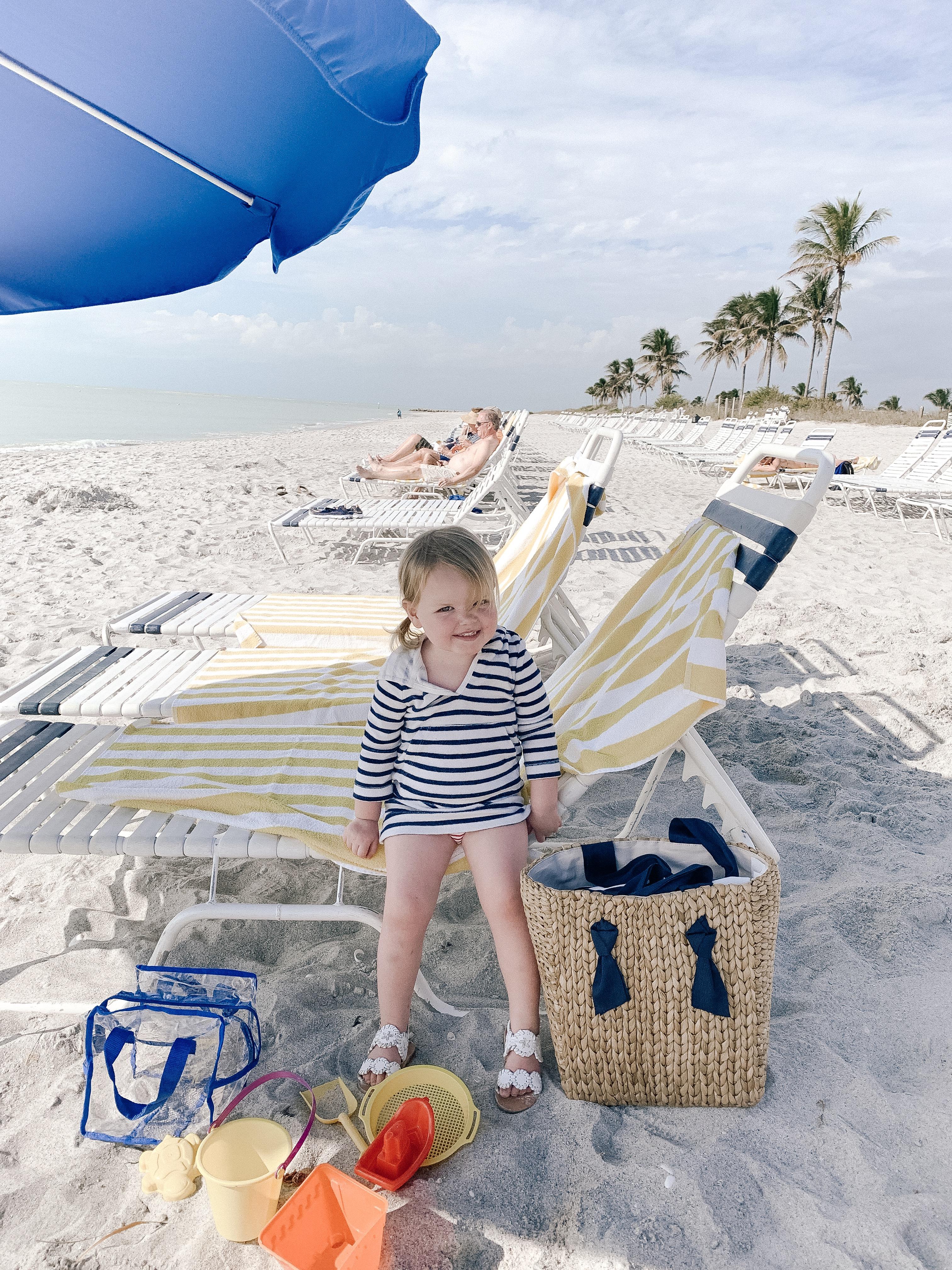 Where We Stayed:South Seas Island Resort - Emma Larkin