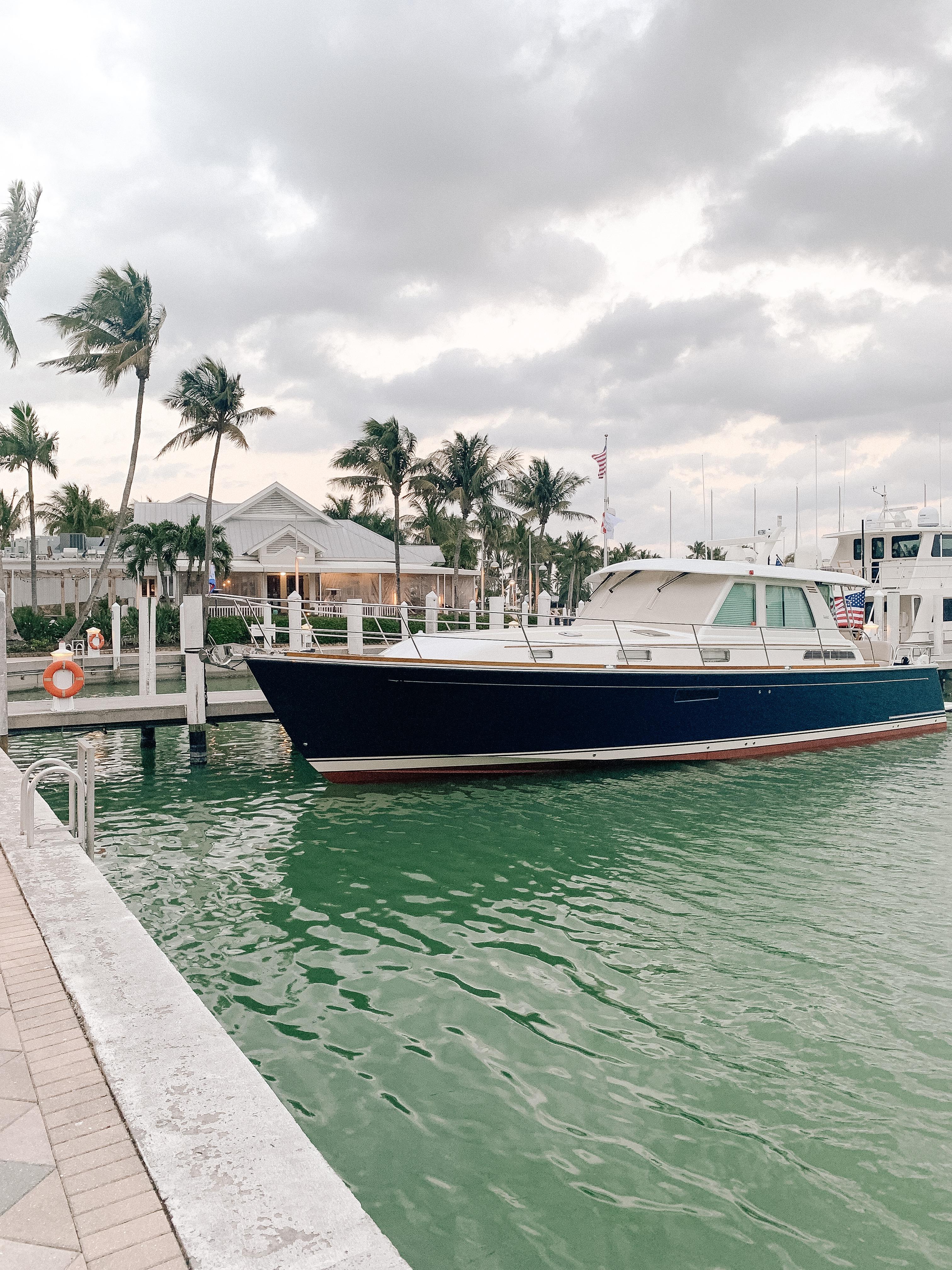Guide to Captiva, Florida - boat