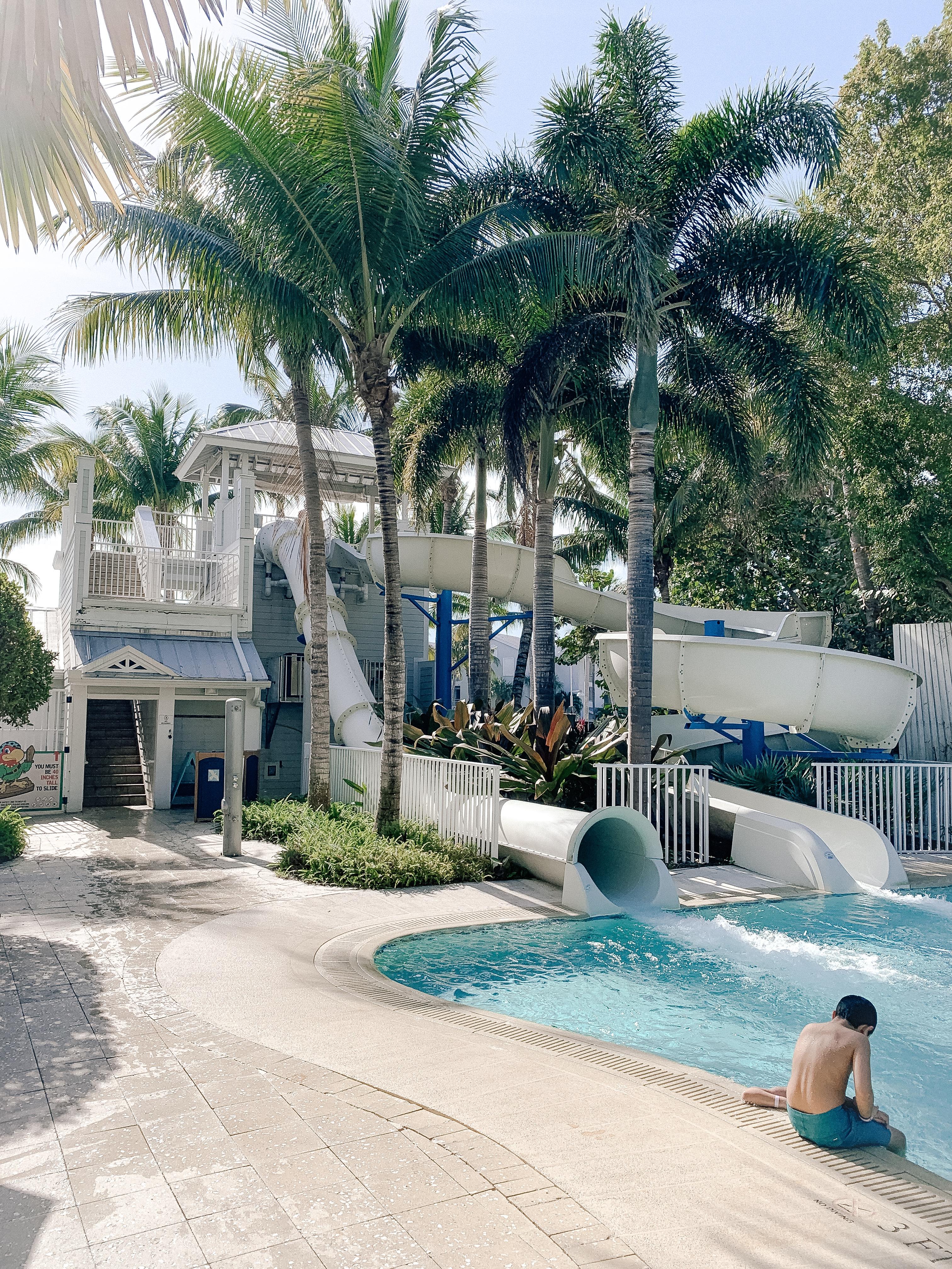 Guide to Captiva, Florida - pool