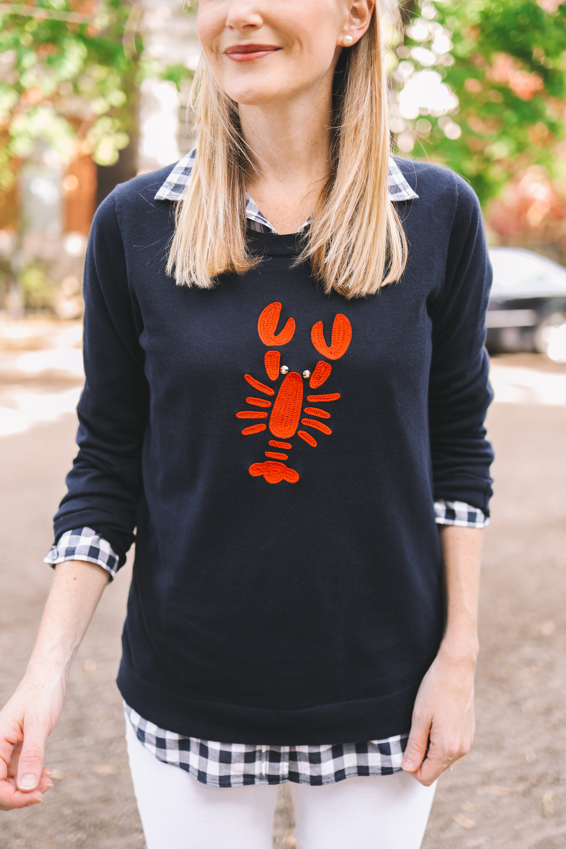 Lobster sweater featured