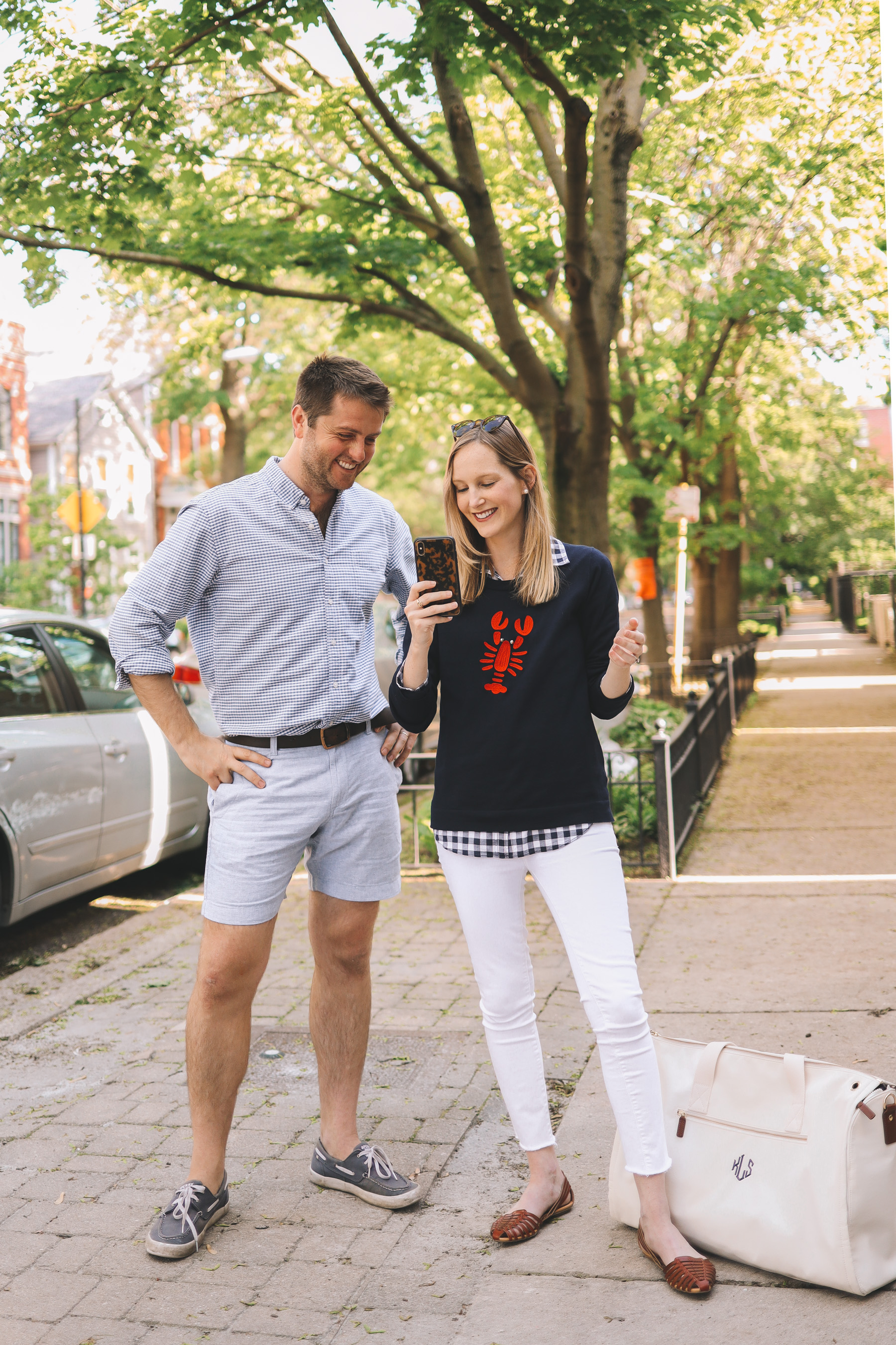 Memorial Day J.Crew Factory Sale by Mitch and Kelly Larkin