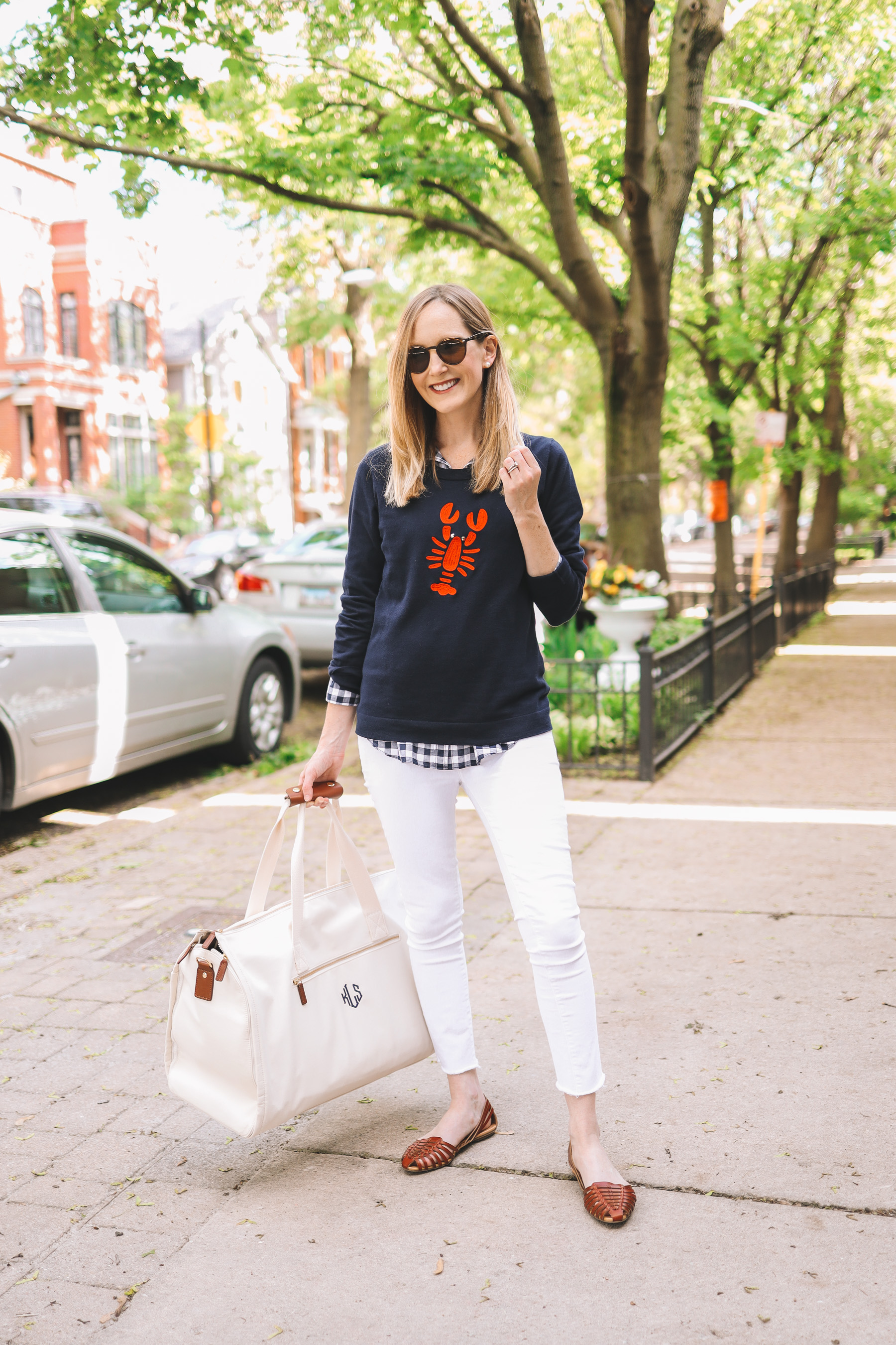 Kelly is sharing pieces from the Memorial Day J.Crew Factory Sale