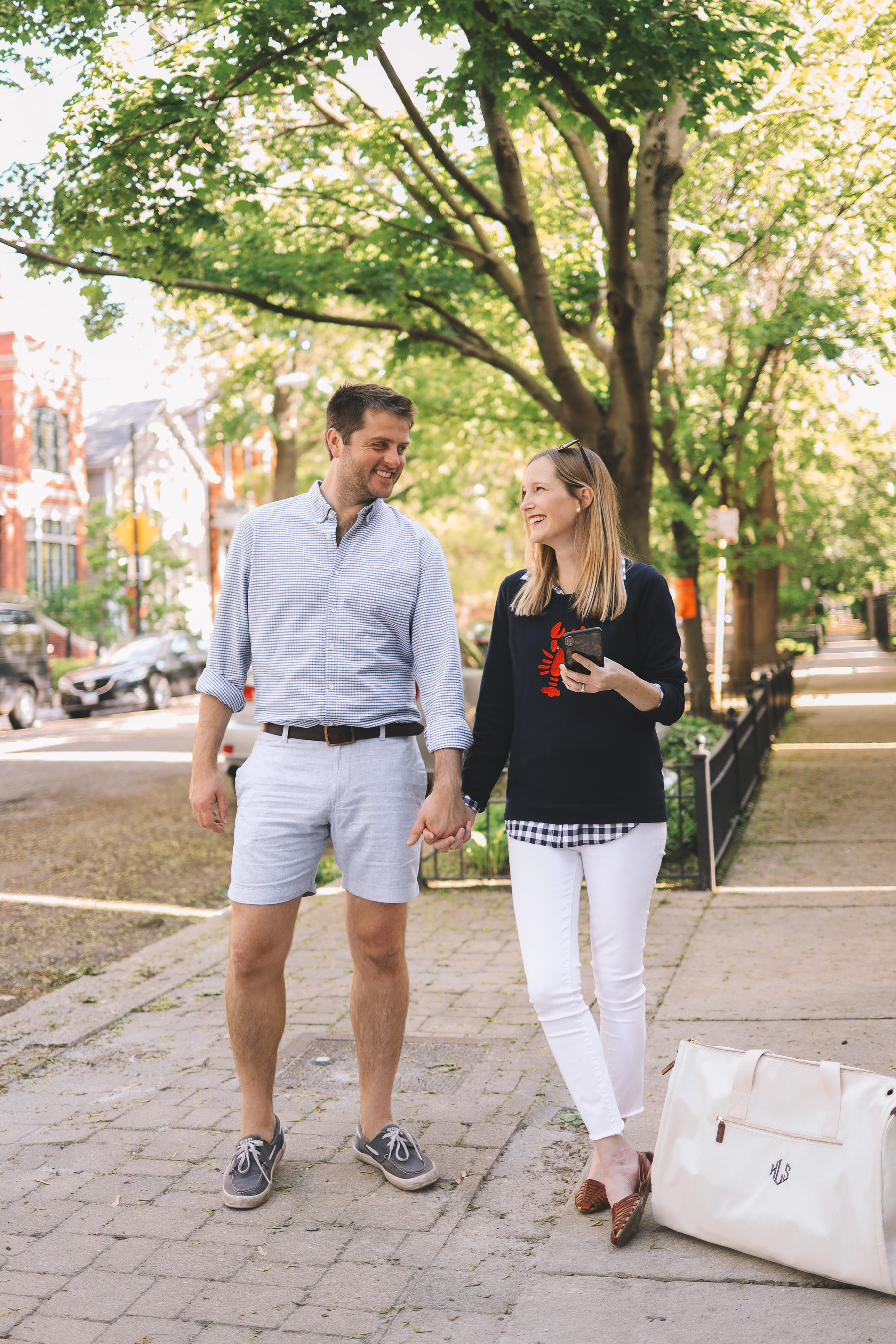 Kelly and Mitch are sharing pieces from the Memorial Day J.Crew Factory Sale