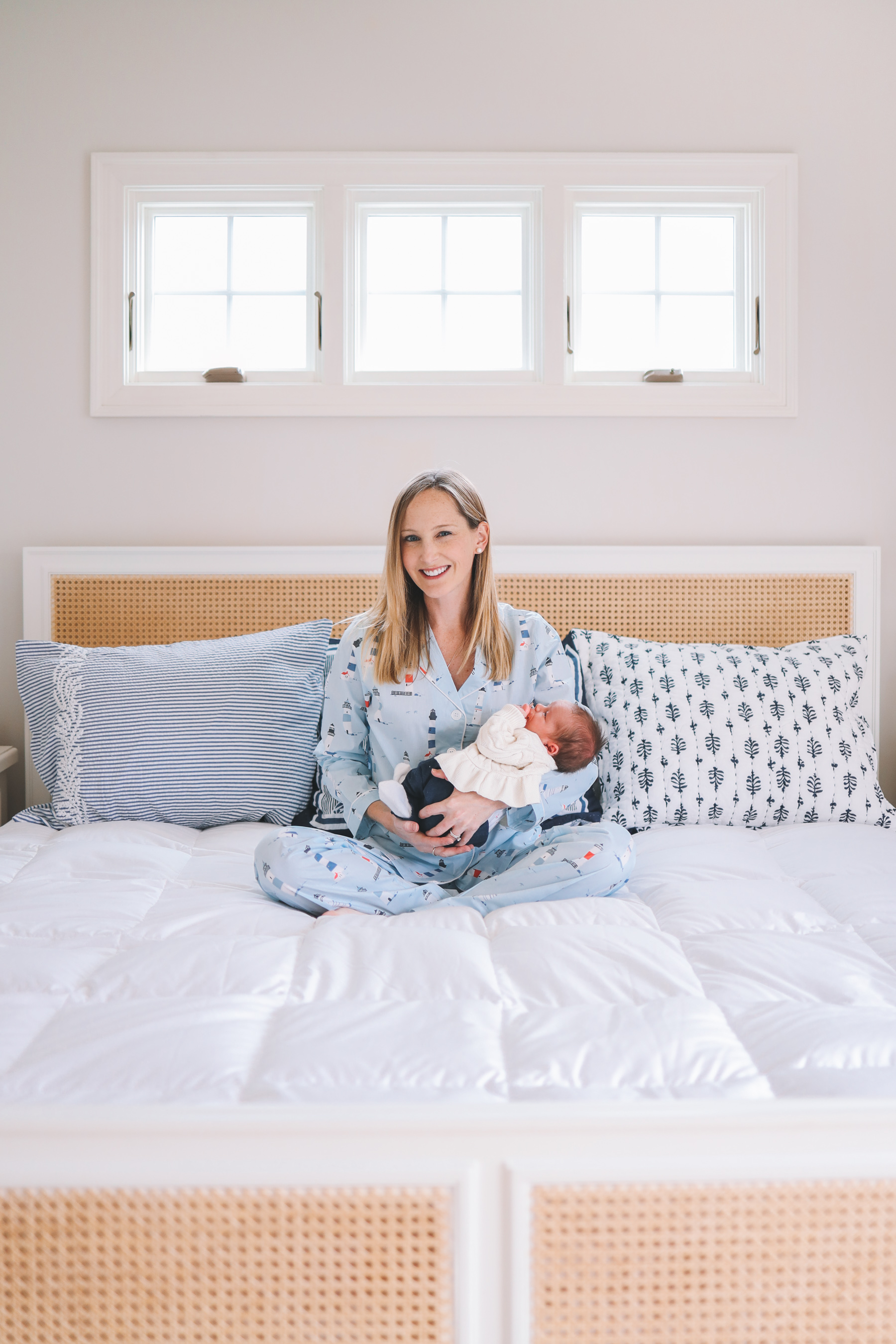 Preppy Gifts for New Moms - Pajamas