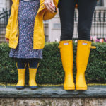 April Showers & Preppy Rainy Day Outfits