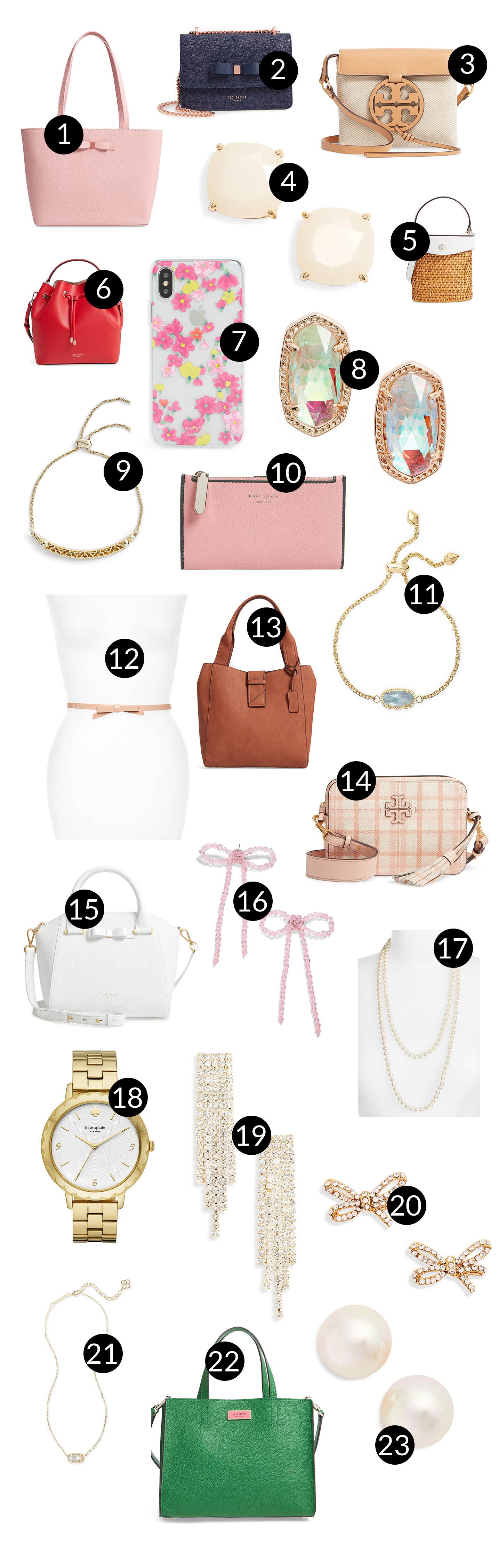 Nordstrom Accessories (Half-Yearly Sale): Insane deals. SO. MANY. MARKDOWNS.