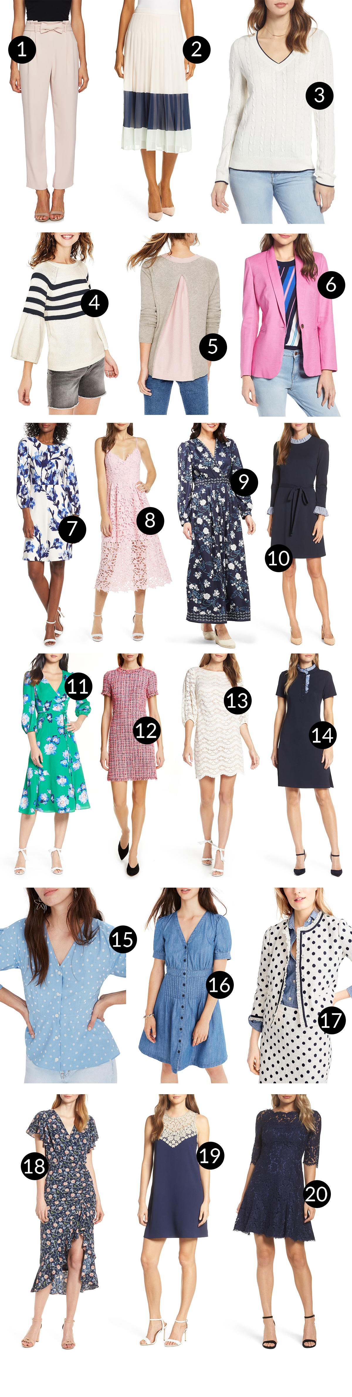 Nordstrom Clothing (Half-Yearly Sale): Insane deals. SO. MANY. MARKDOWNS.