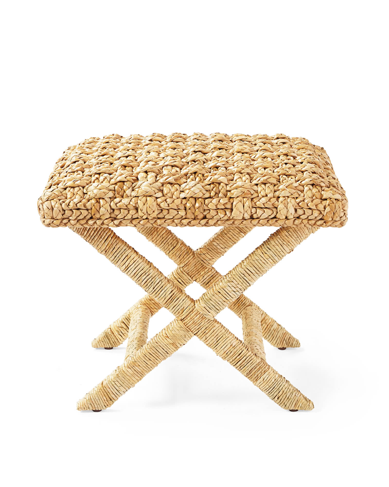 Costa Woven X-Base Stool