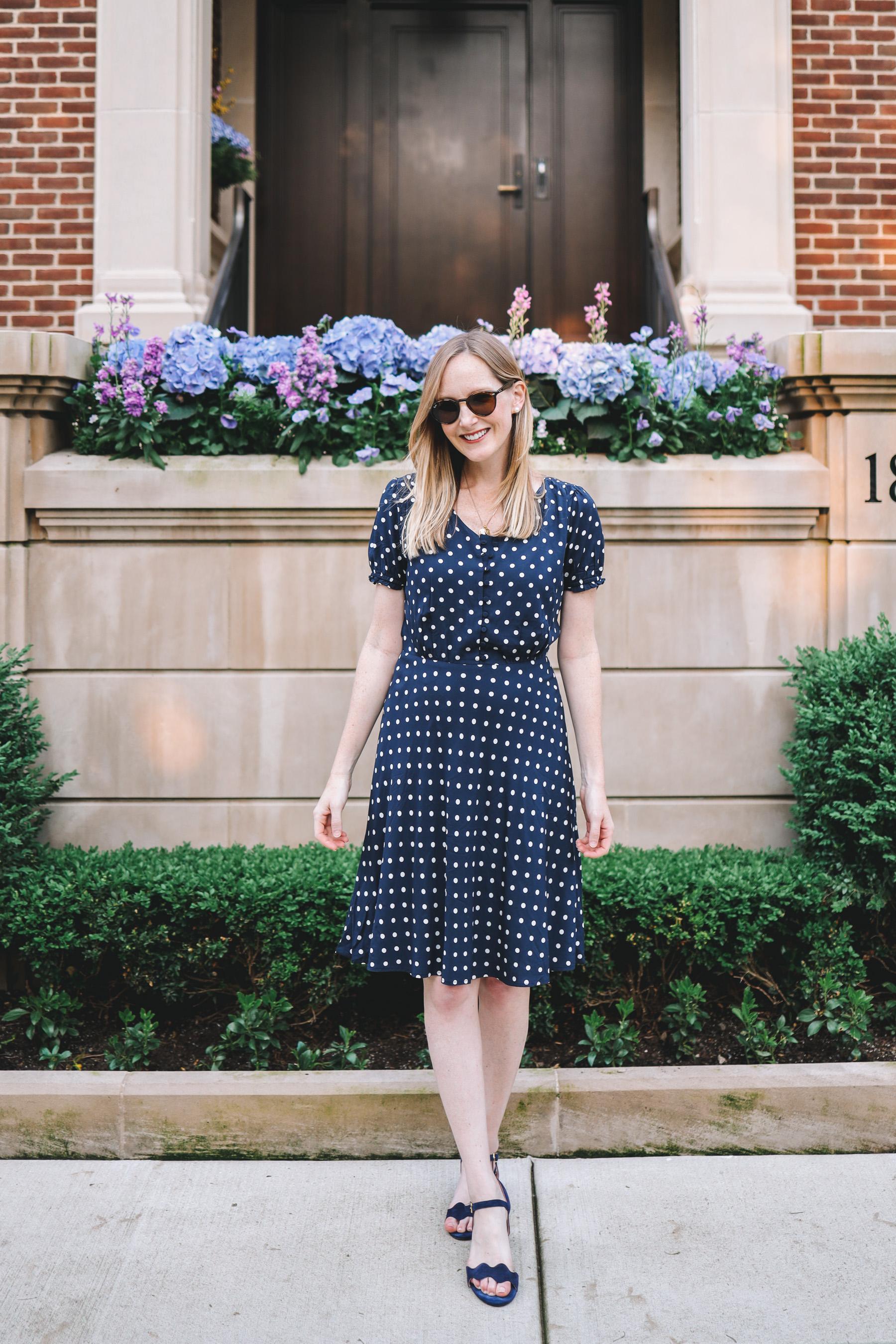 Polka Dot Dress featured