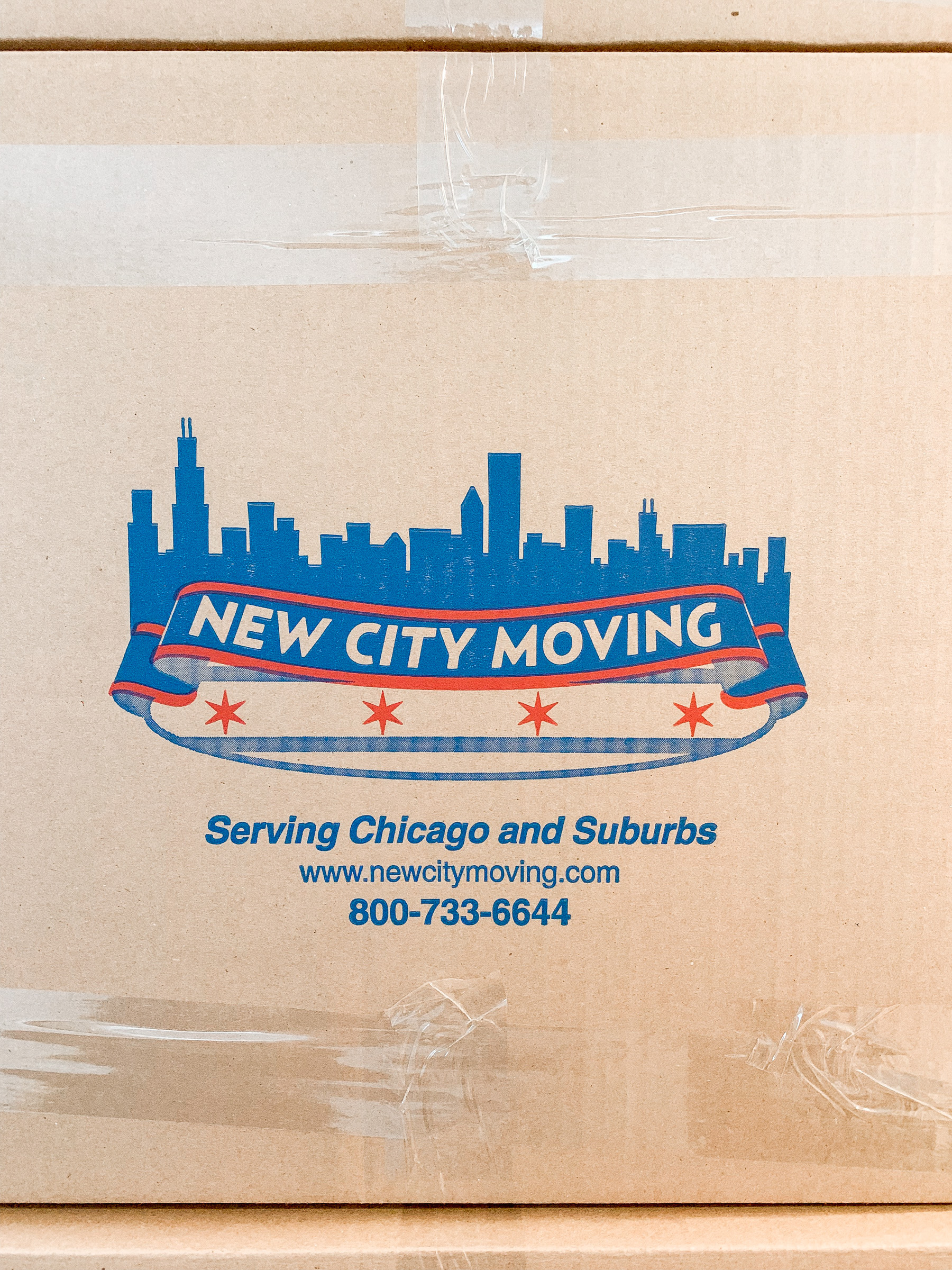 New City Moving BOX