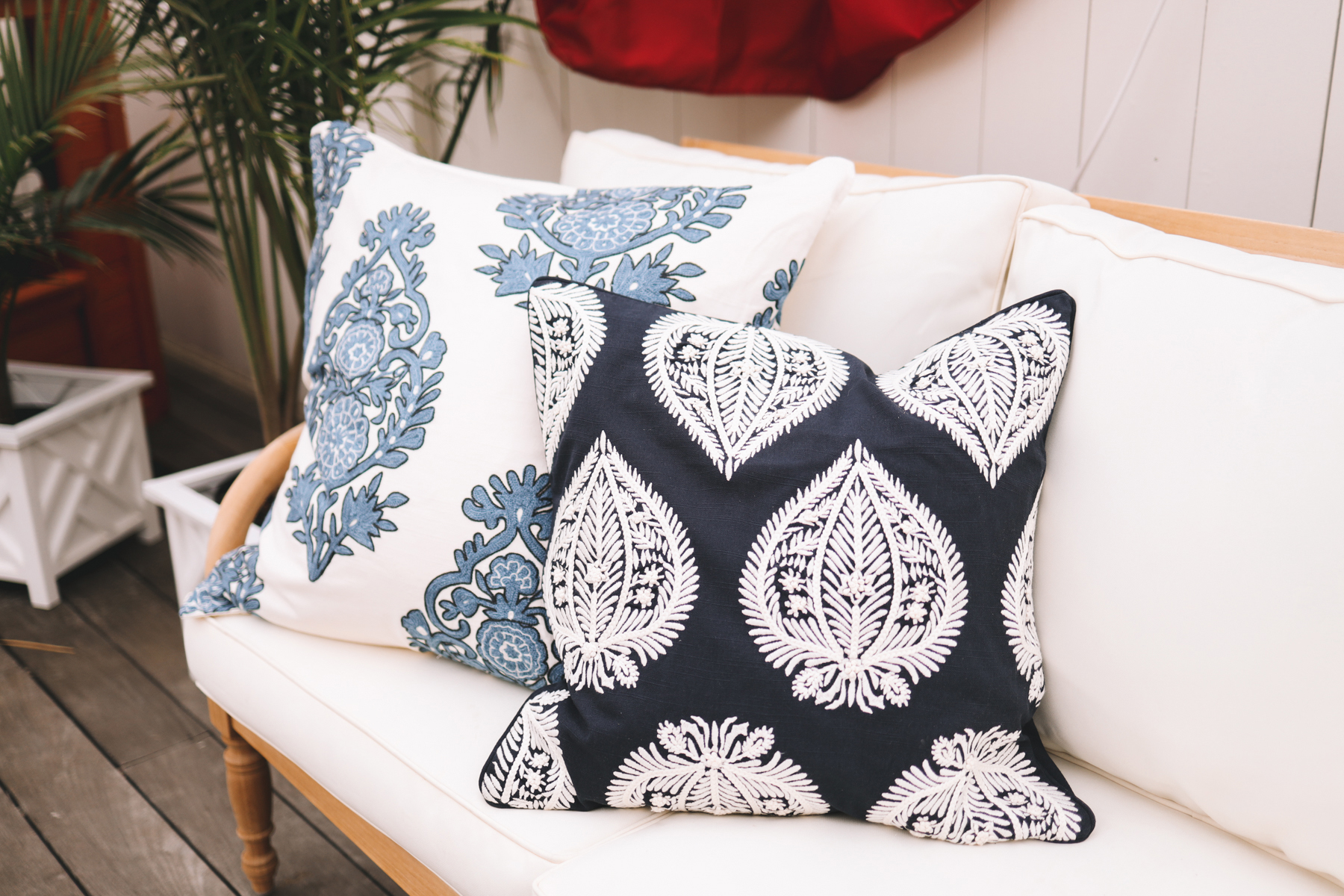 Roofdeck Decor Ideas - Pillows