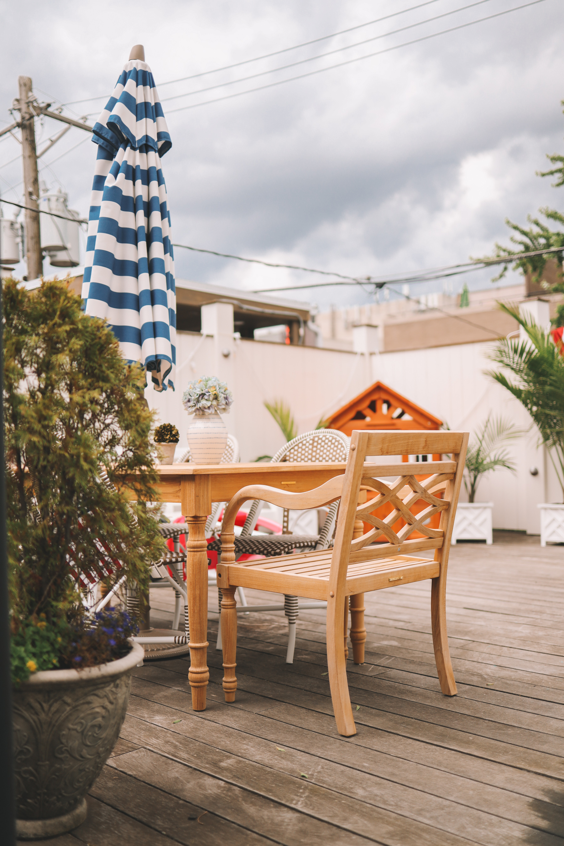 Roofdeck Decor Ideas