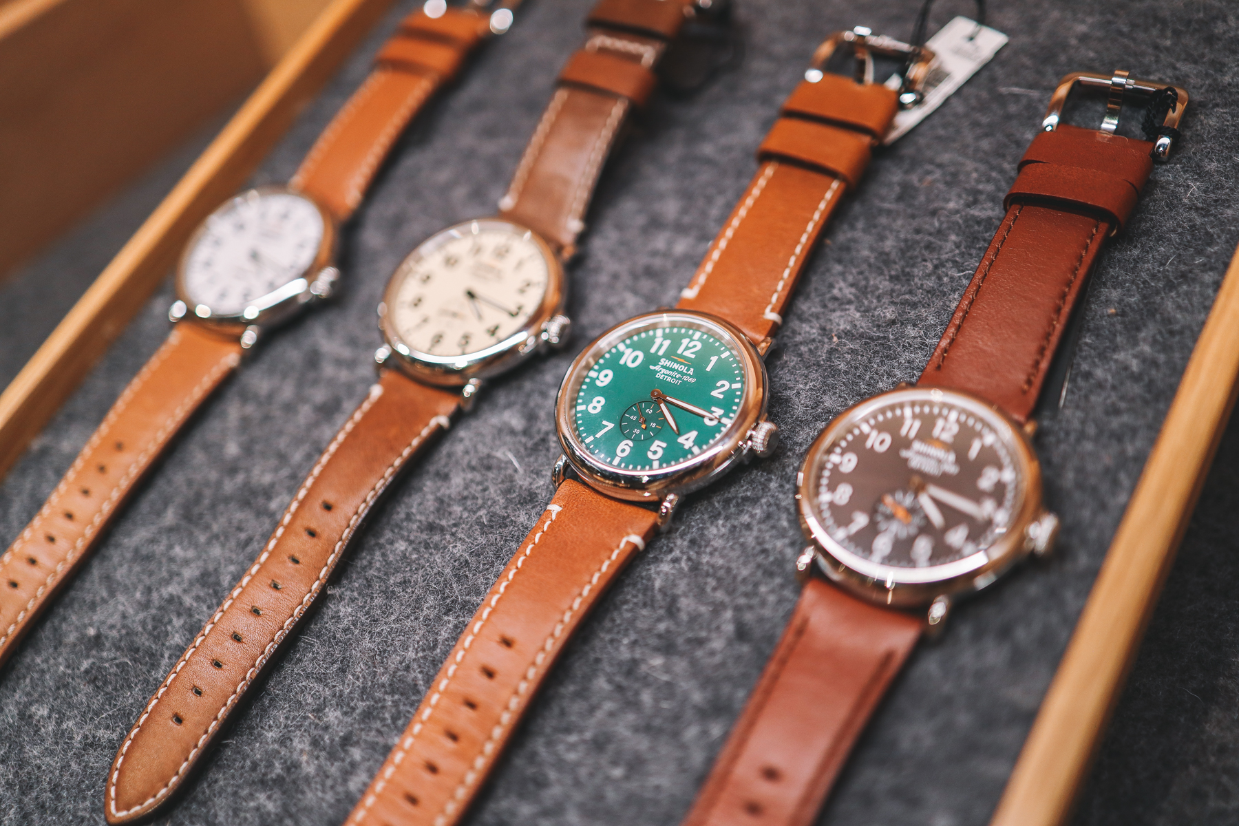 Preppy men's watches