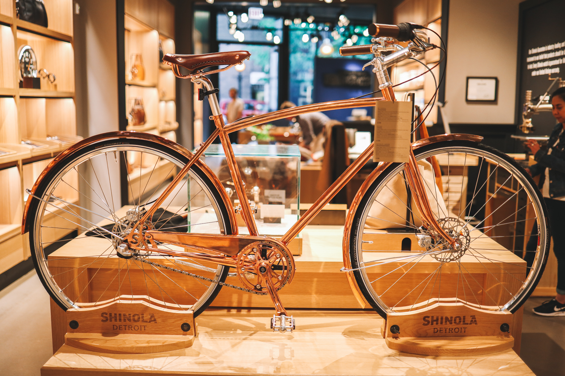 Shinola Bike