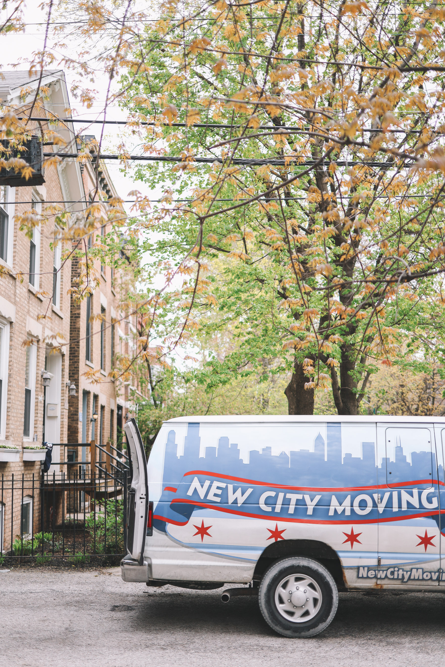 New City Moving | Kelly in the City