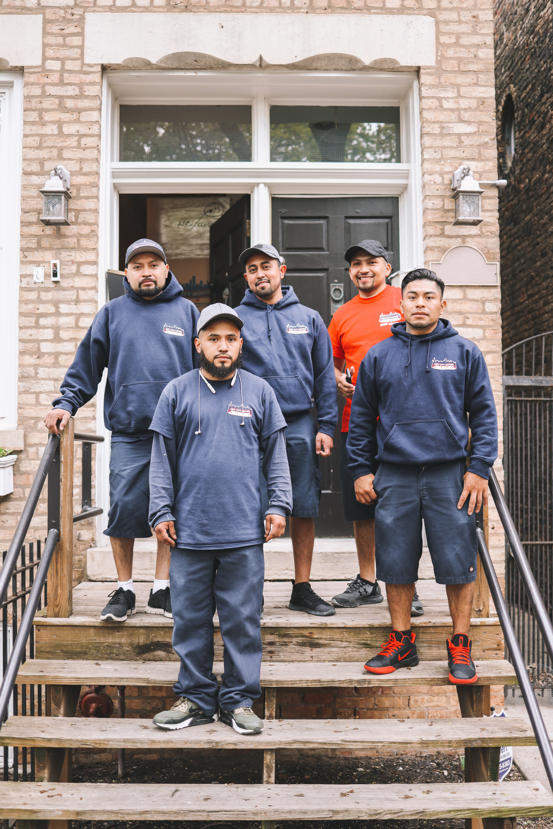 New City Moving Team | Kelly in the City