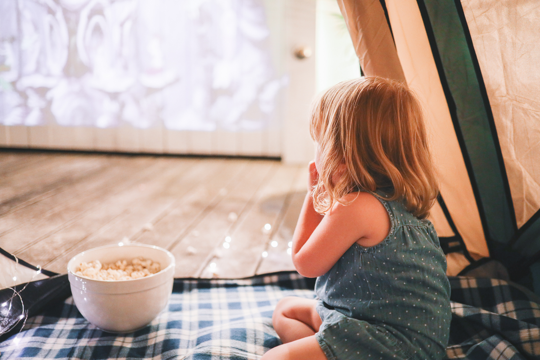 popcorn and movies