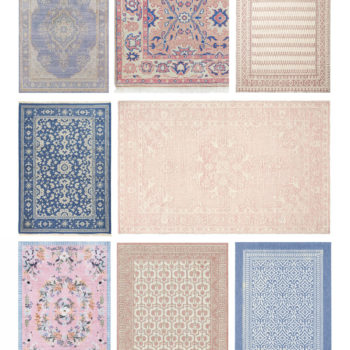 Rugs for Little Girls' Rooms