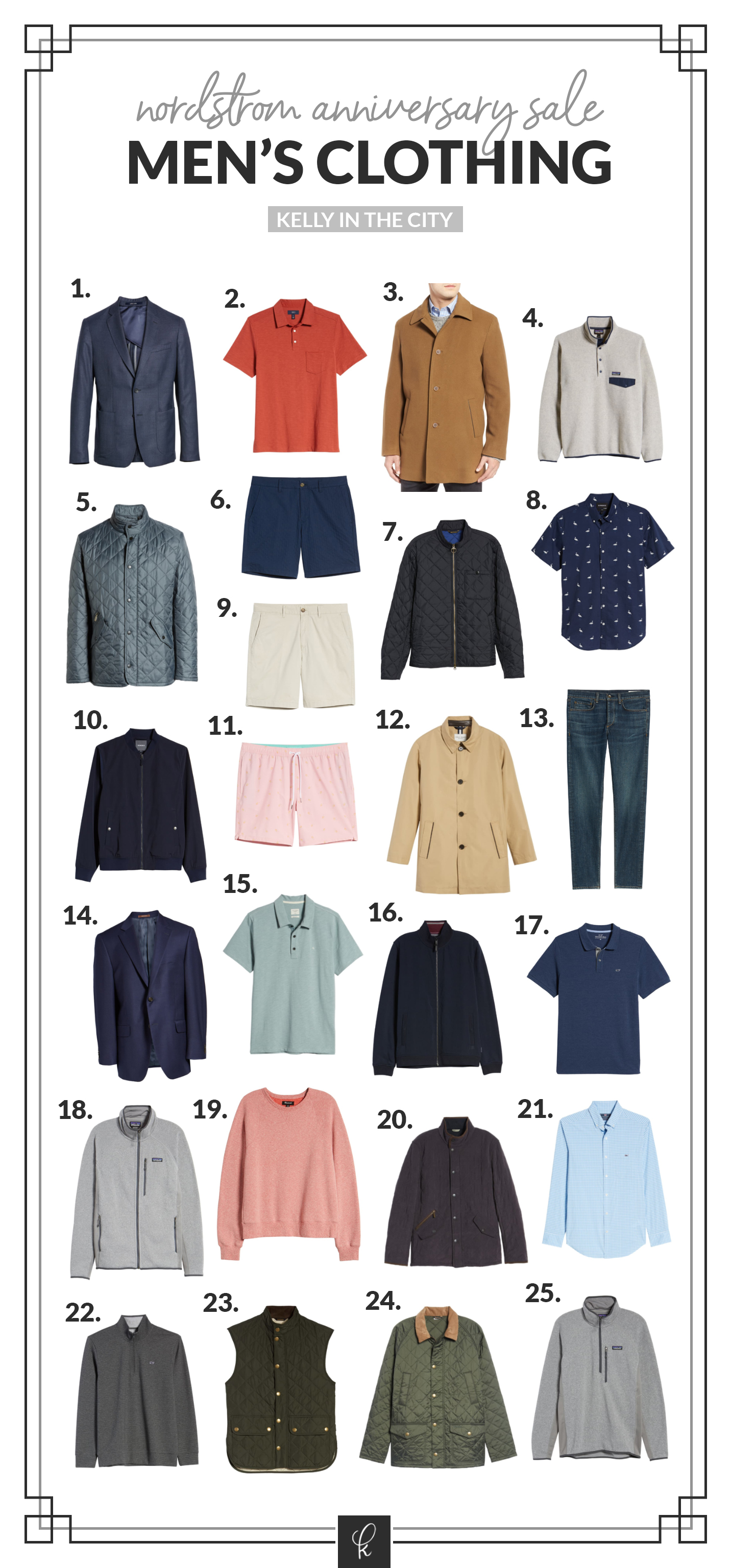 men's clothing nsale