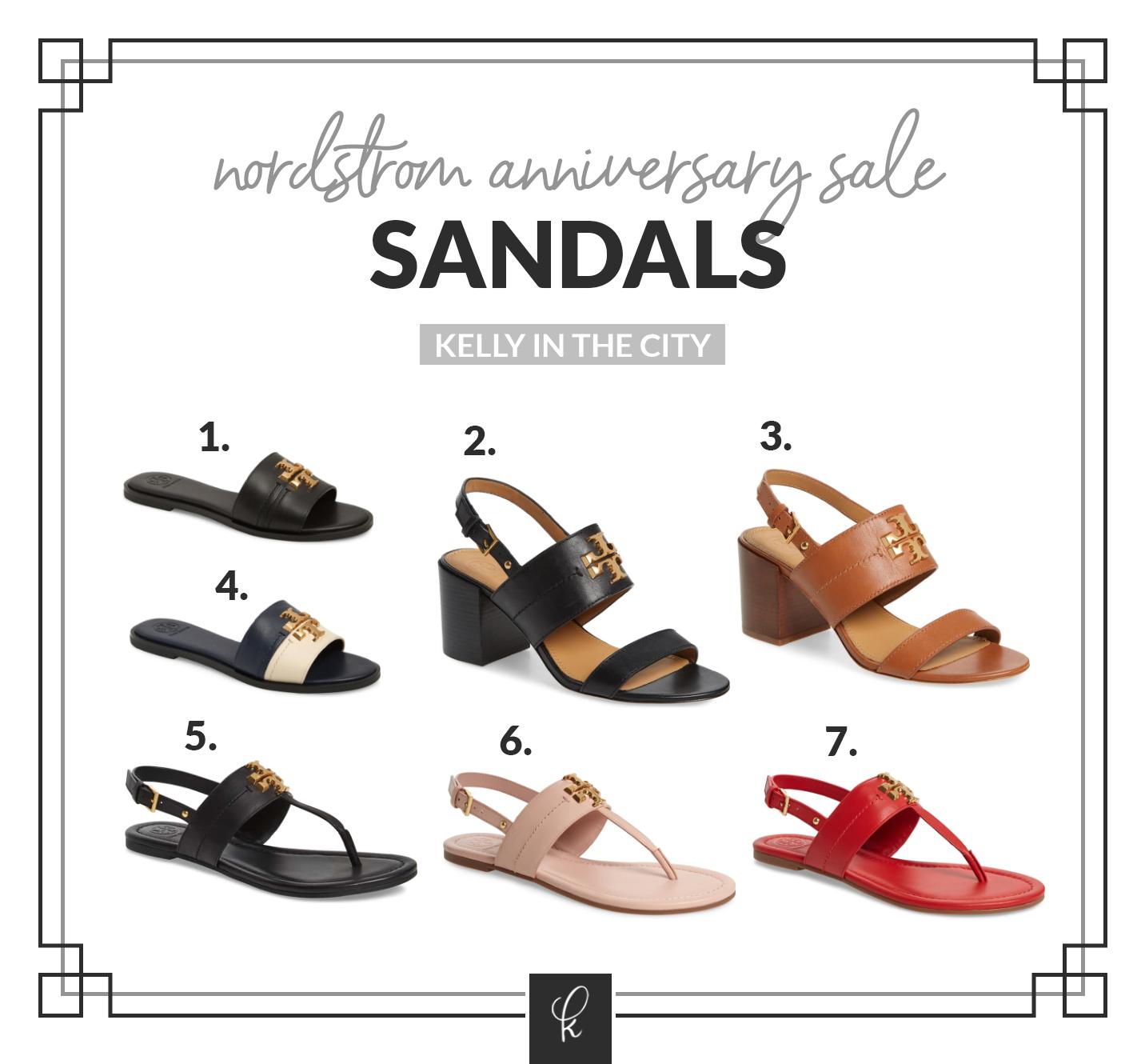 sandals nsale