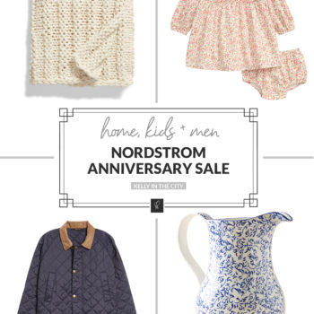 NSale: Home, Kids & Men (+$100 Giveaway)
