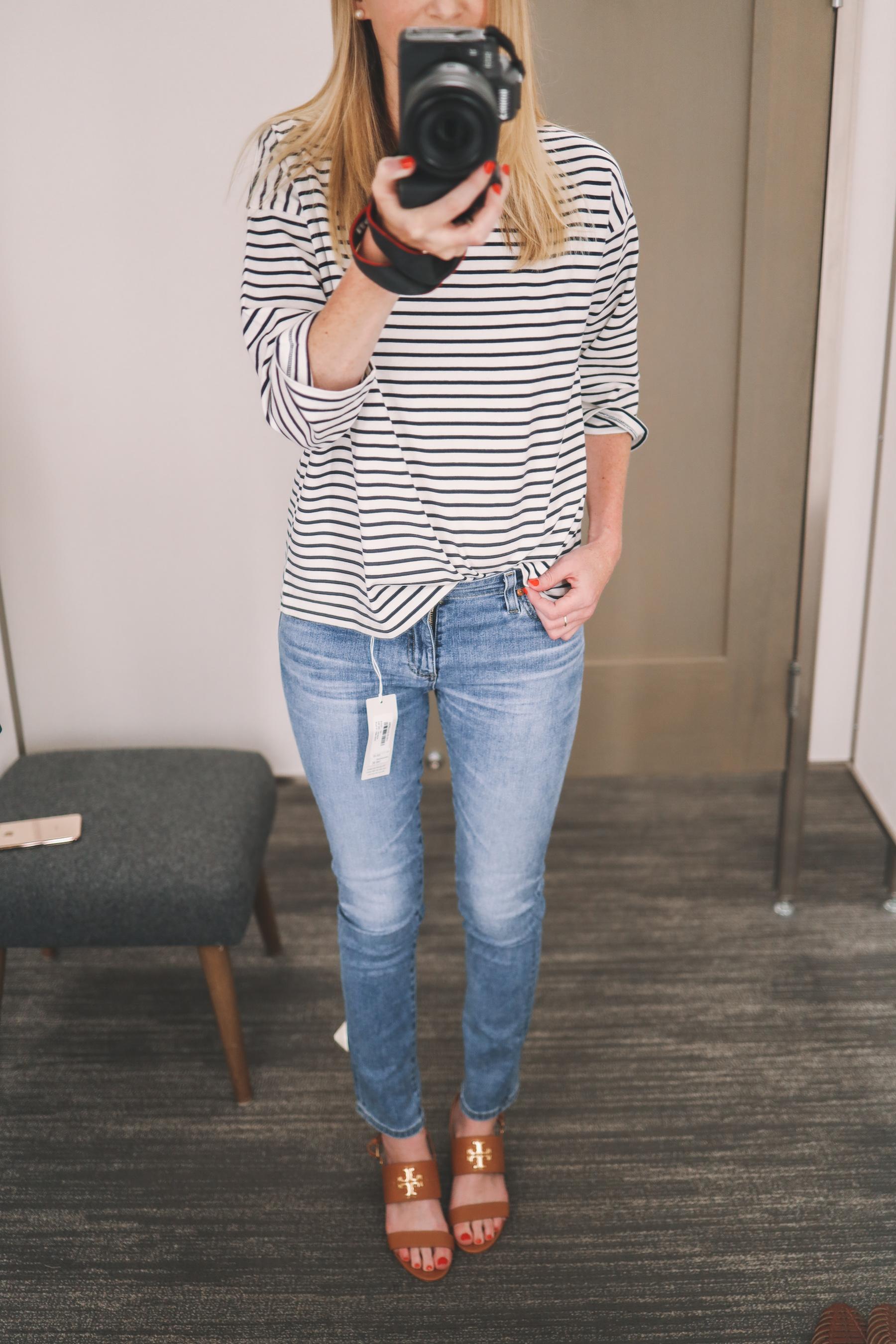AG Prima Ankle Skinny Jean