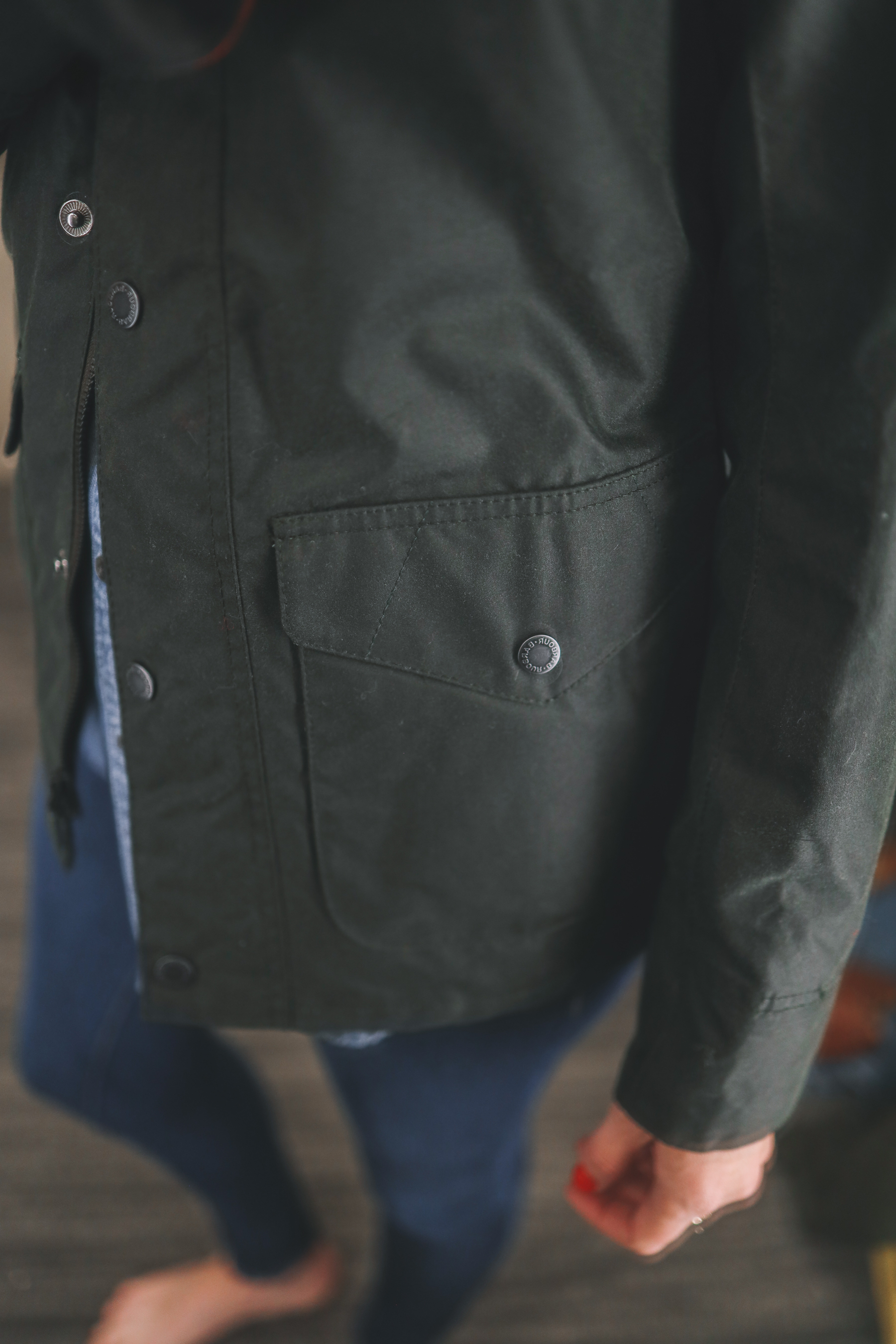 Barbour Shoreline Jacket