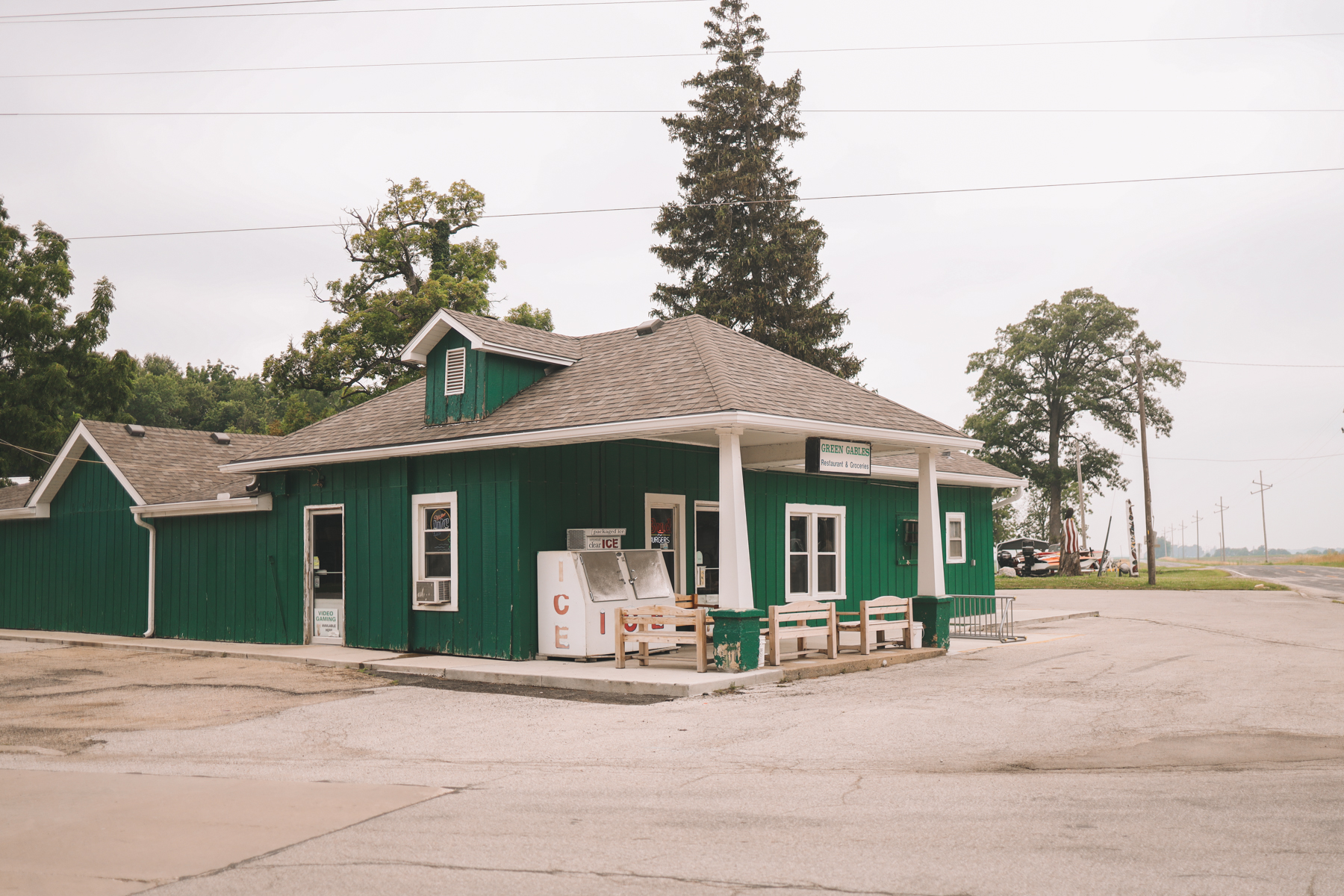 green country store