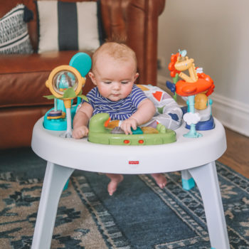 Four Can't-Live-Without Baby Products