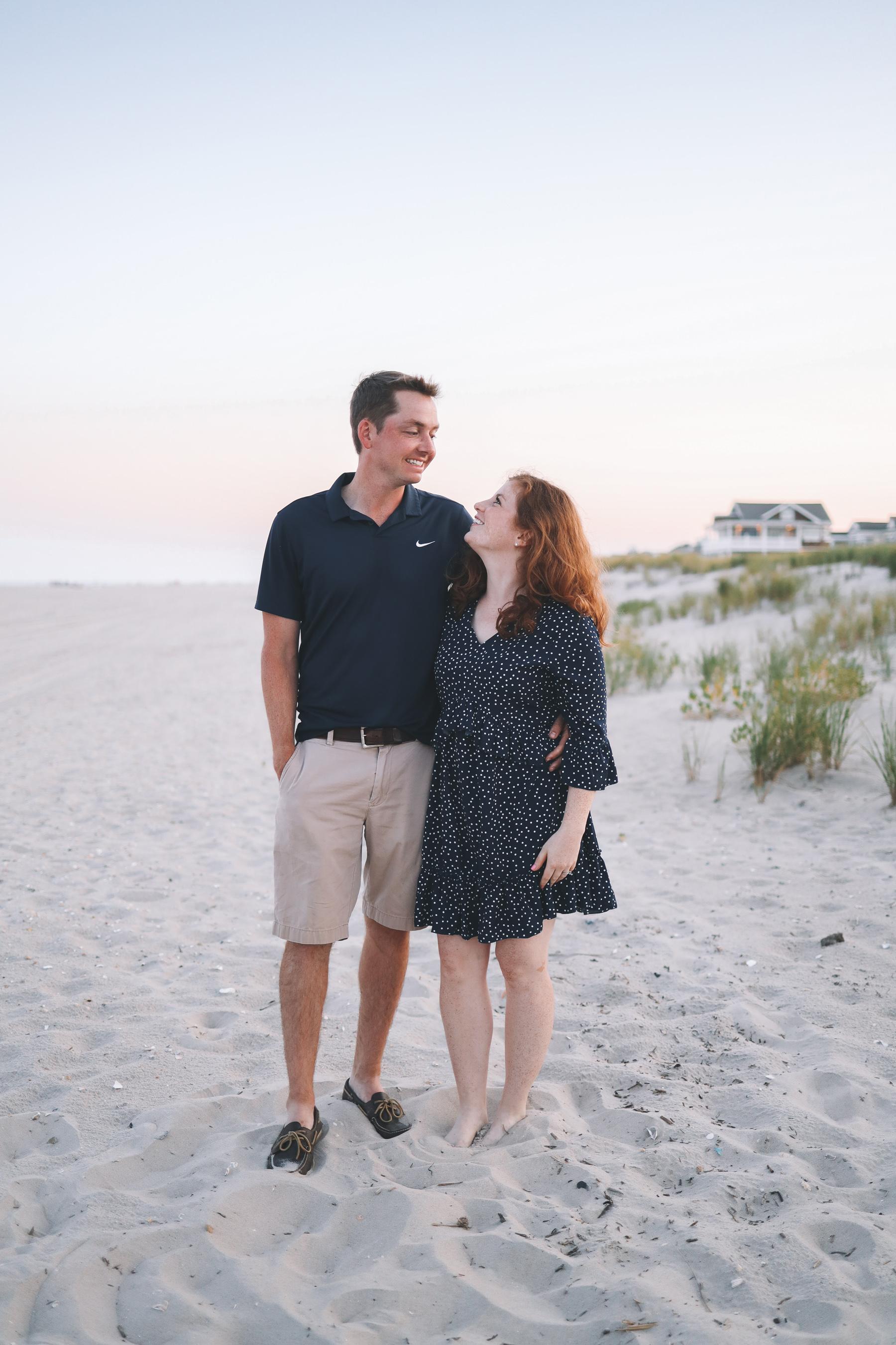 smiles on the beach