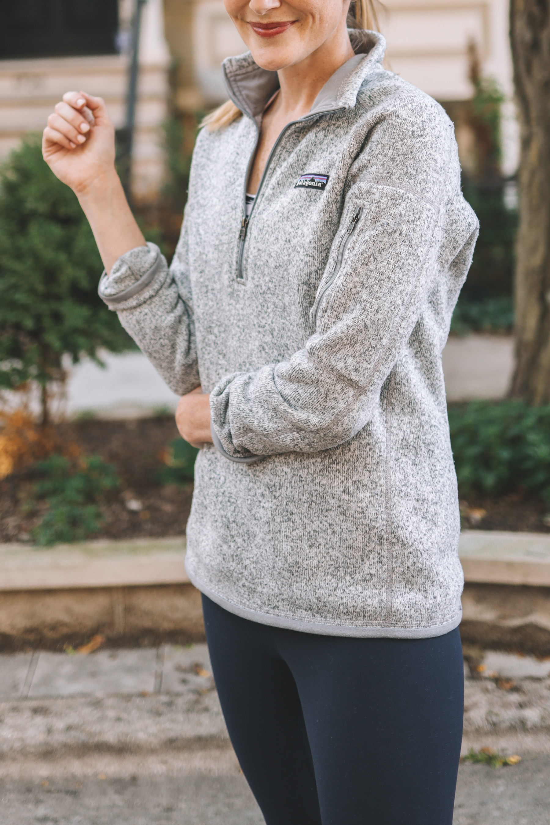 a patagonia outfit