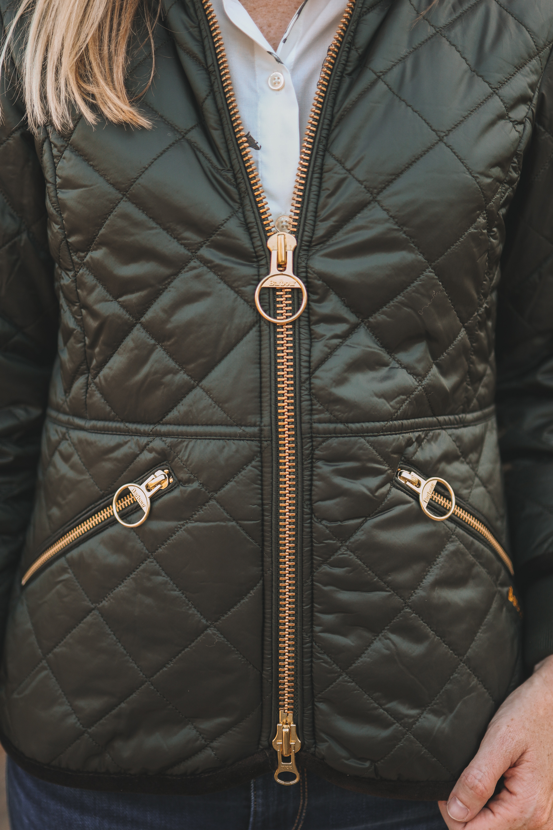 barbour timeless jacket