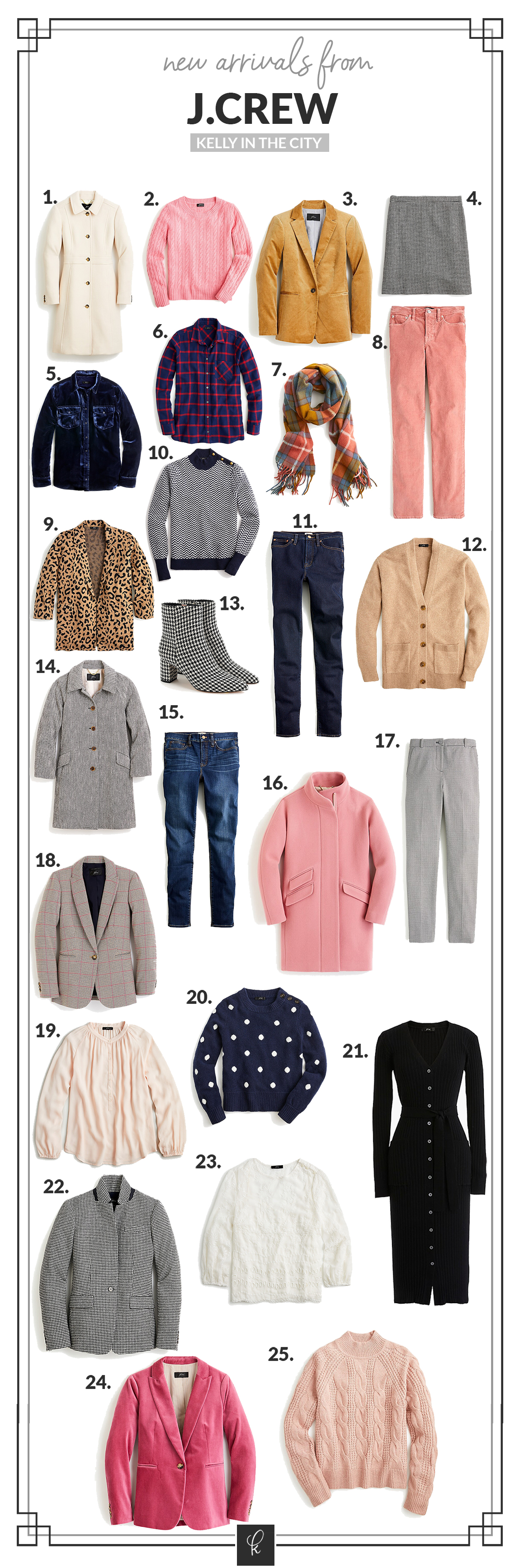 J.Crew Factory new arrival items