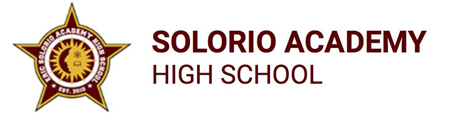 solorio academy high school