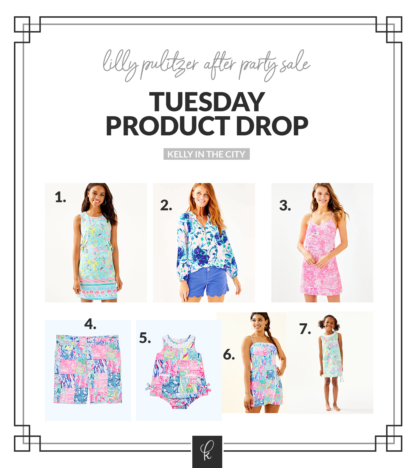 Lilly Pulitzer After Party sale dresses