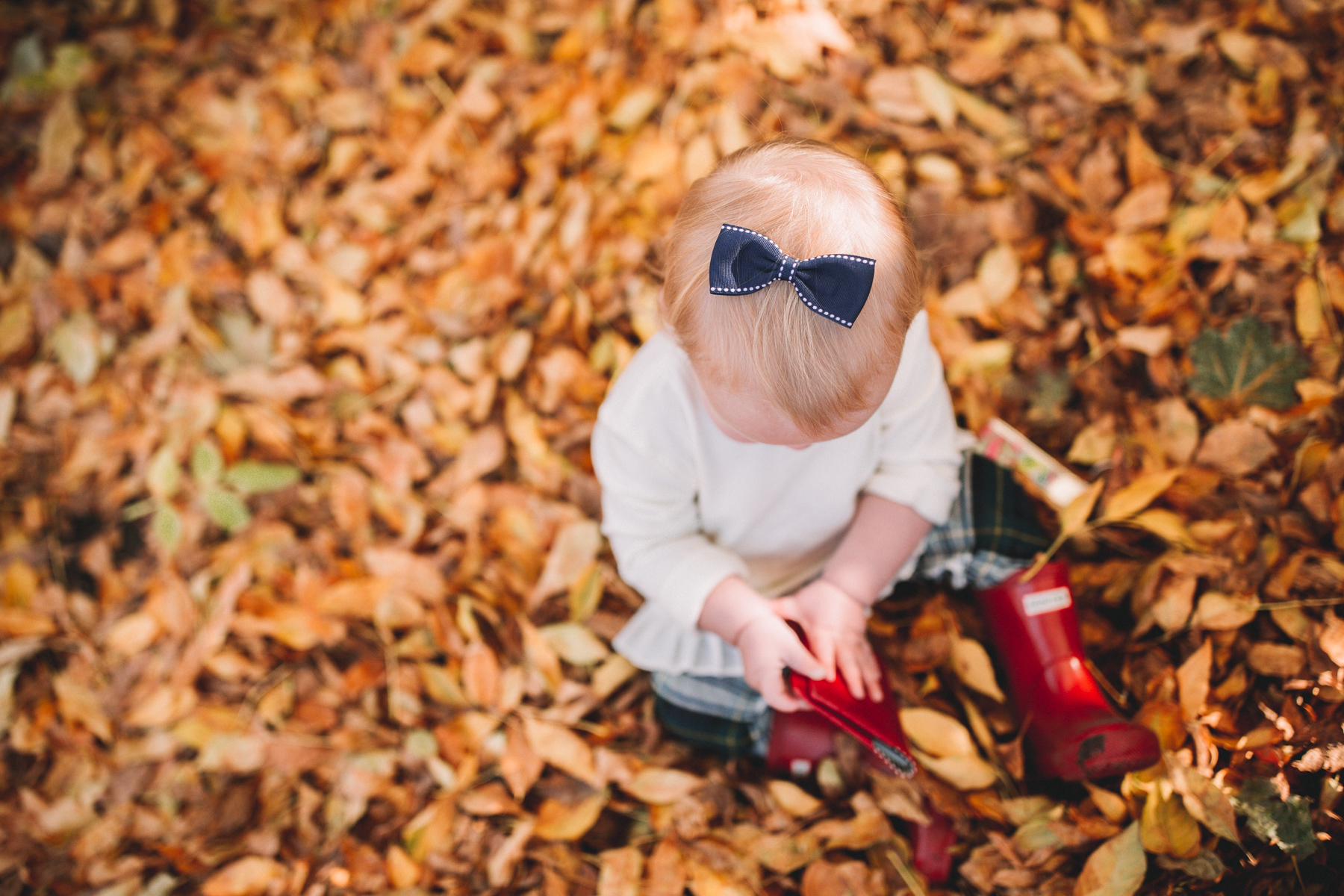 Baby fall photoshoot ideas