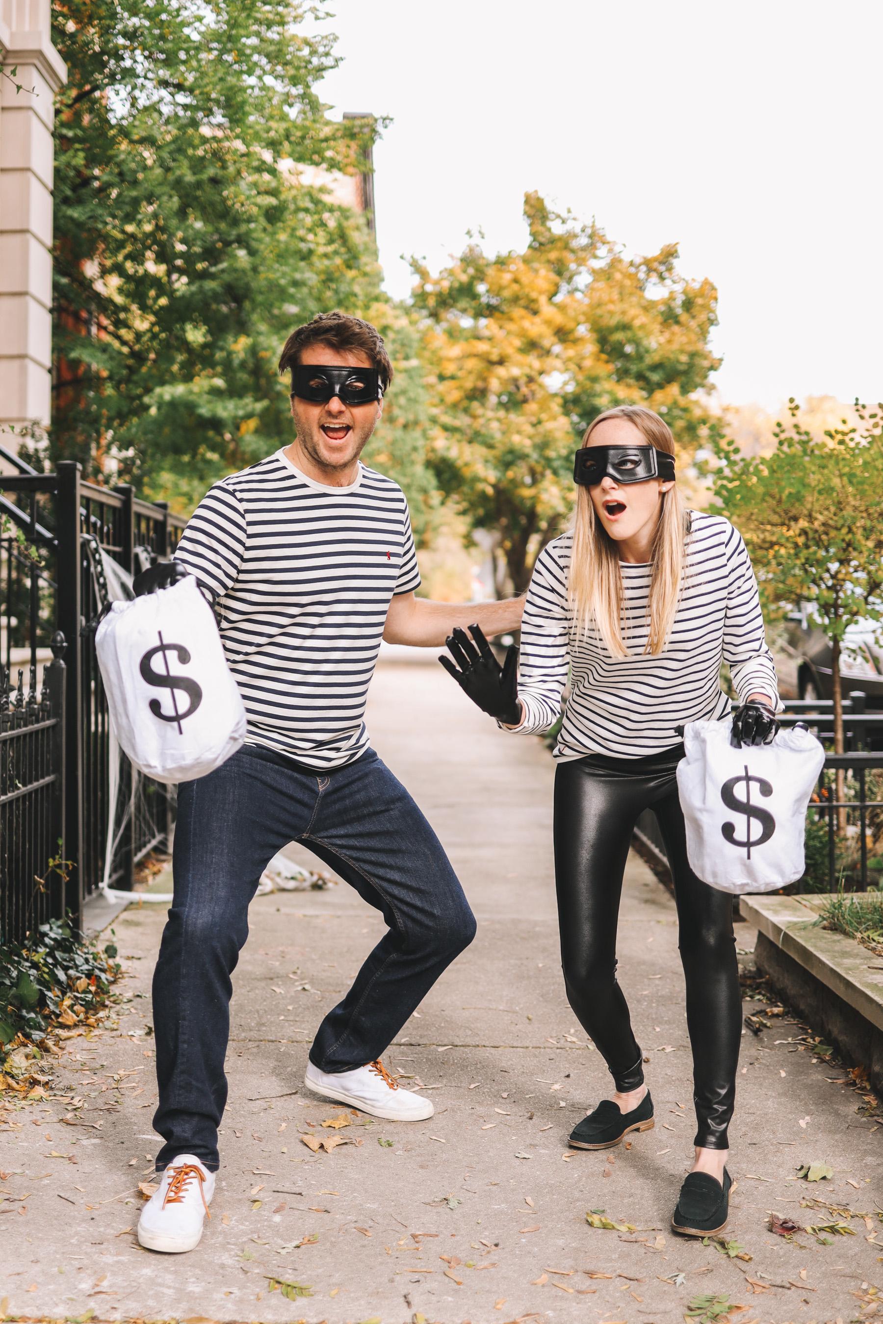 bank robbers Halloween Costumes