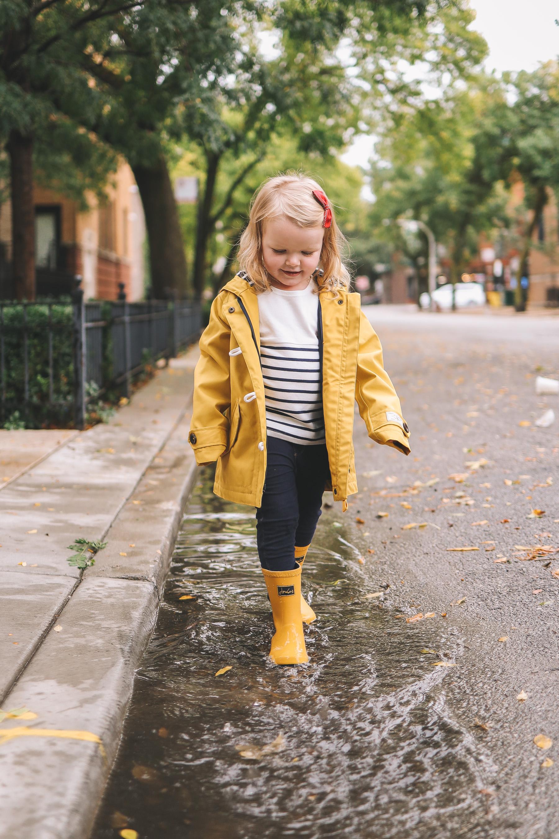 Joules rain gear