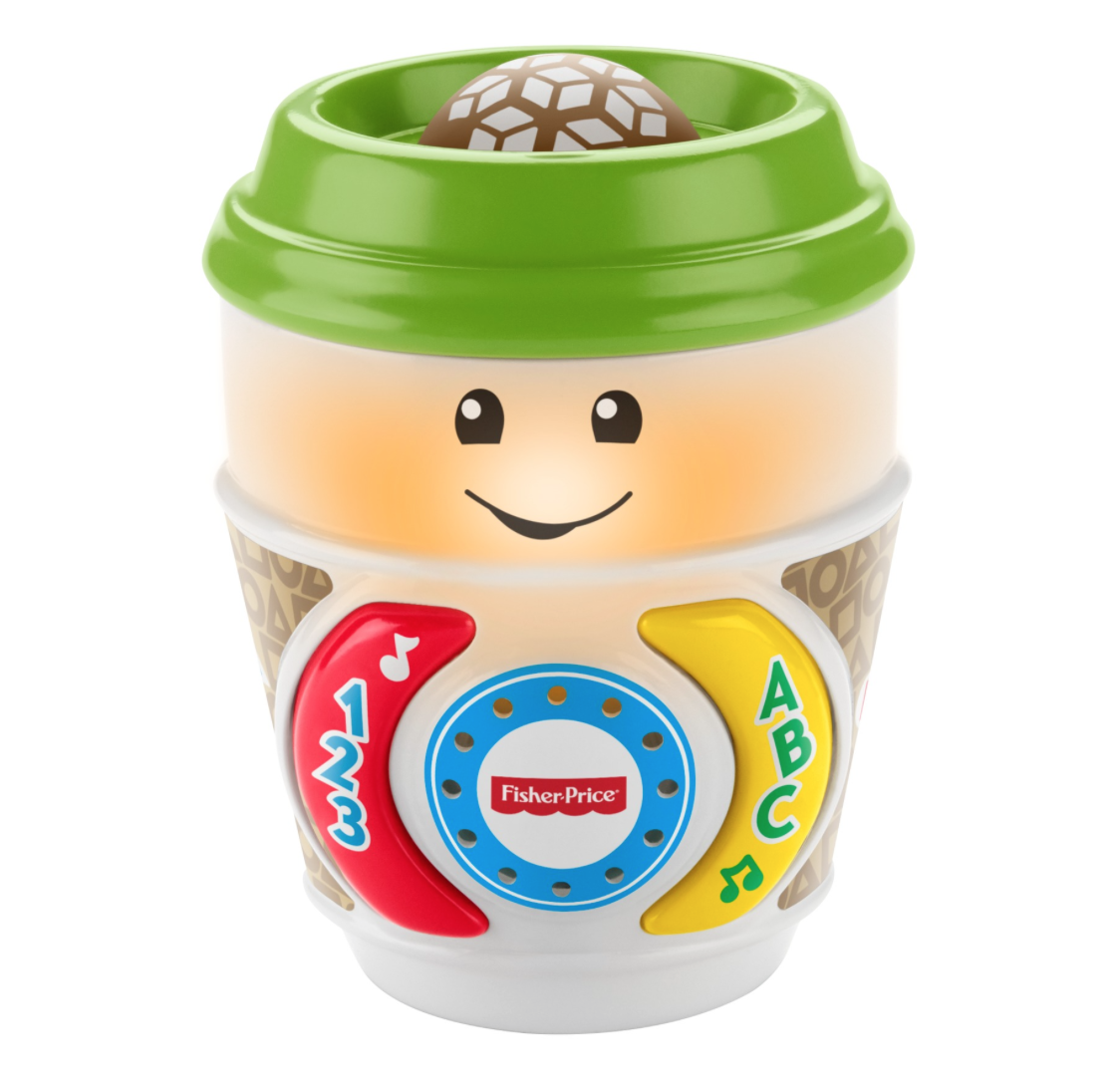10 Funny Baby Toys - coffee cup