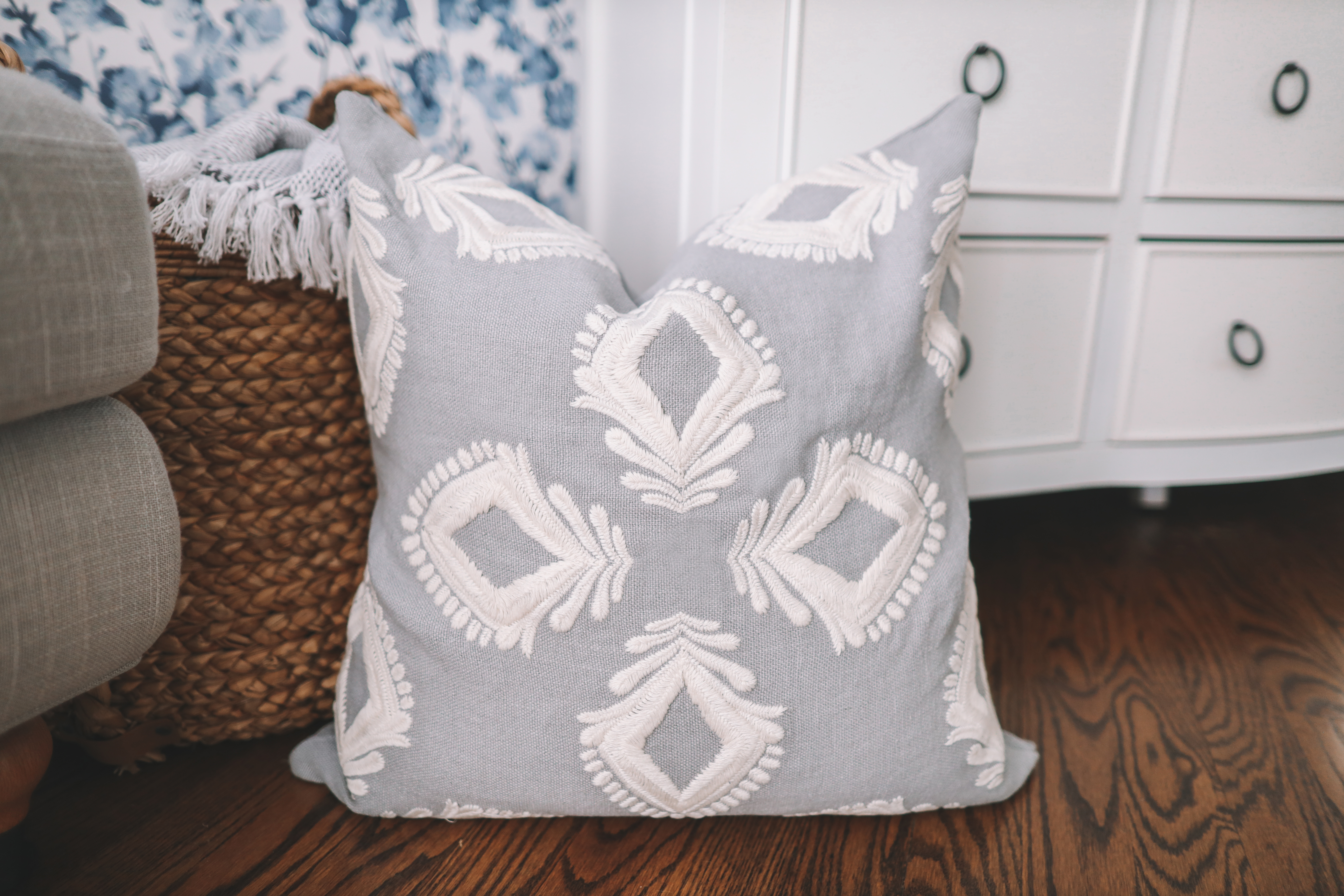 pillow cover from Serena & Lily