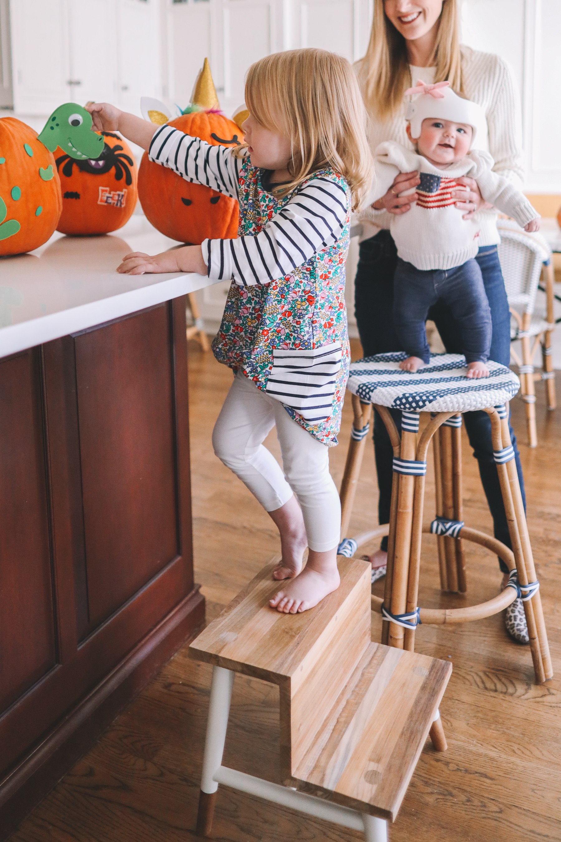 serena & lily - Little Touches in Our Kitchen