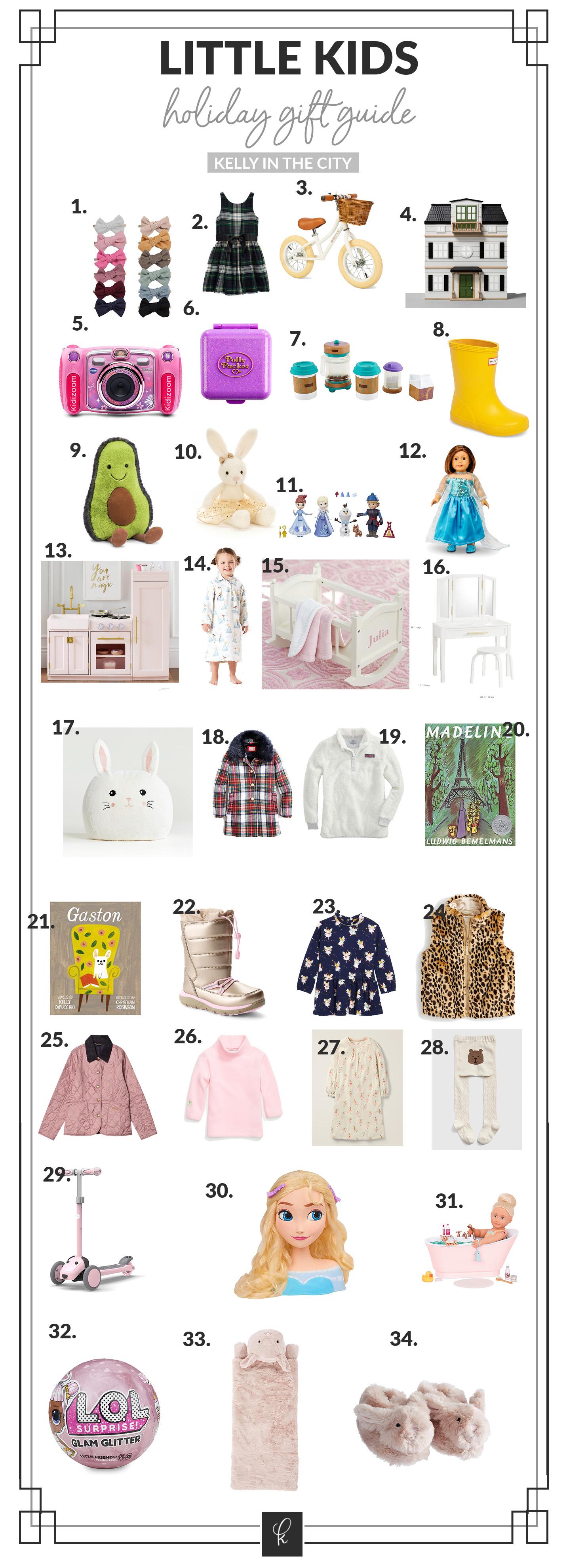 gift guide for kids