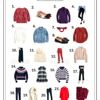 J.Crew Friends & Family Sale