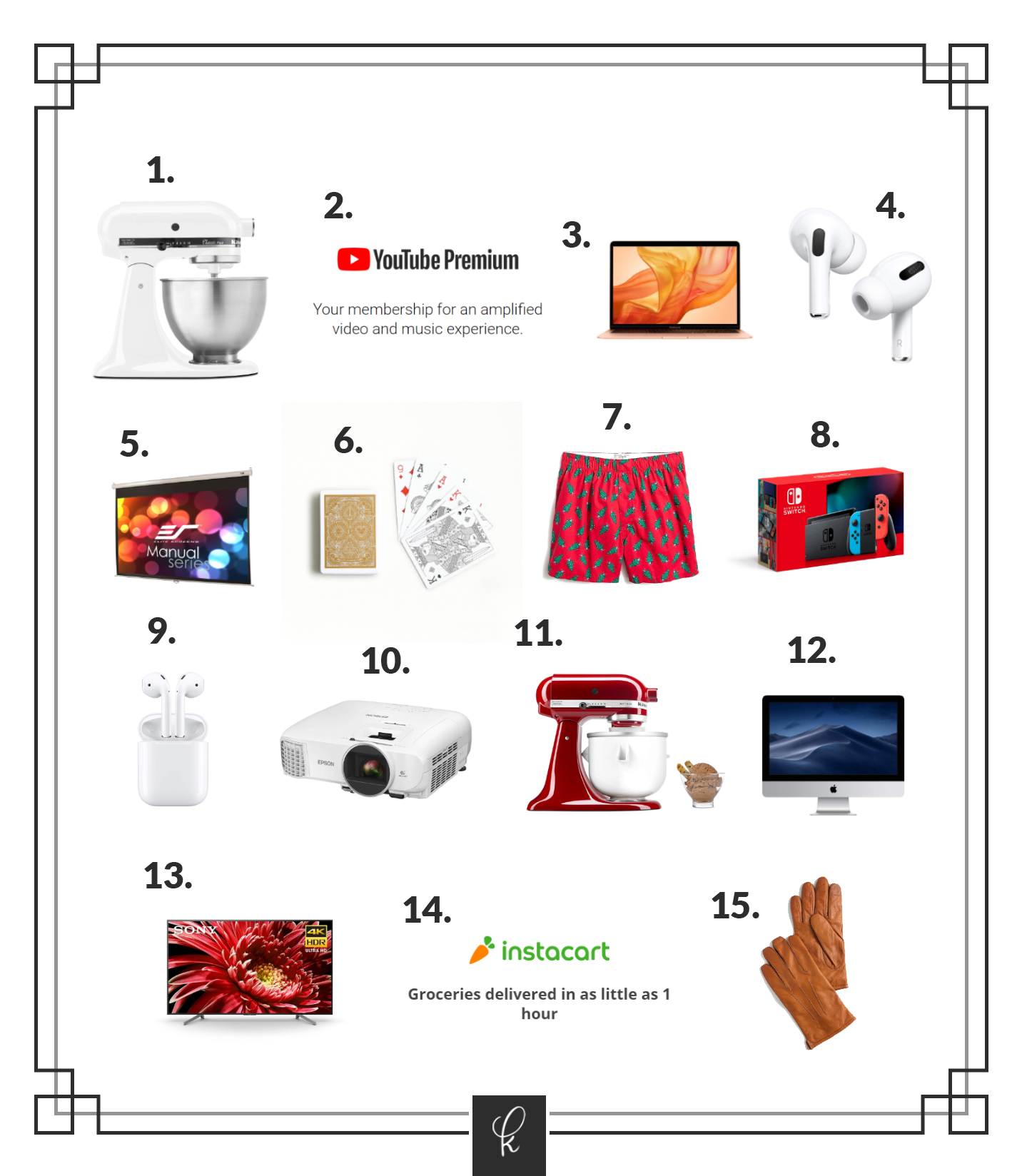 interesting stuff holiday gift guide