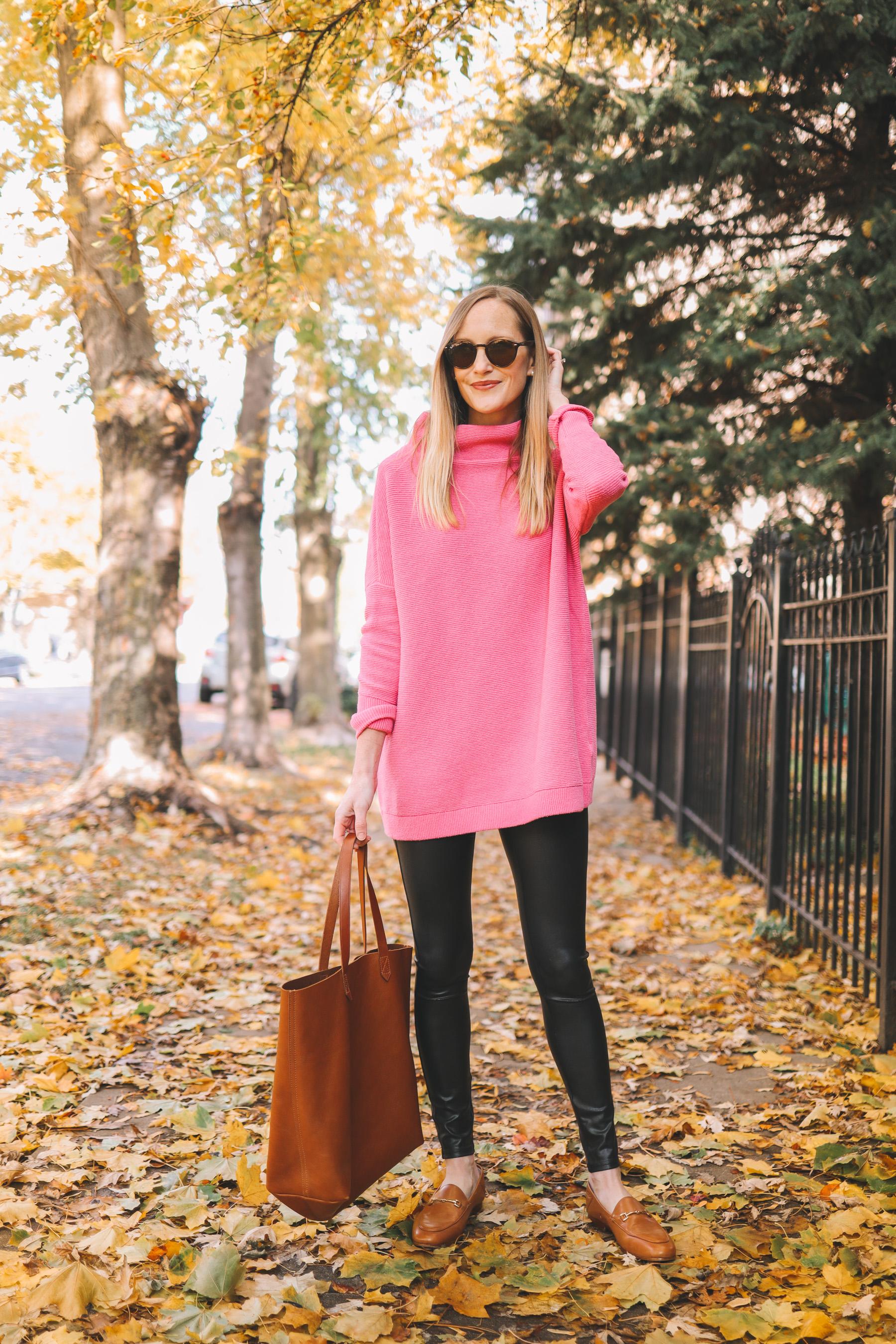 Ottoman Slouchy Sweater Tunic