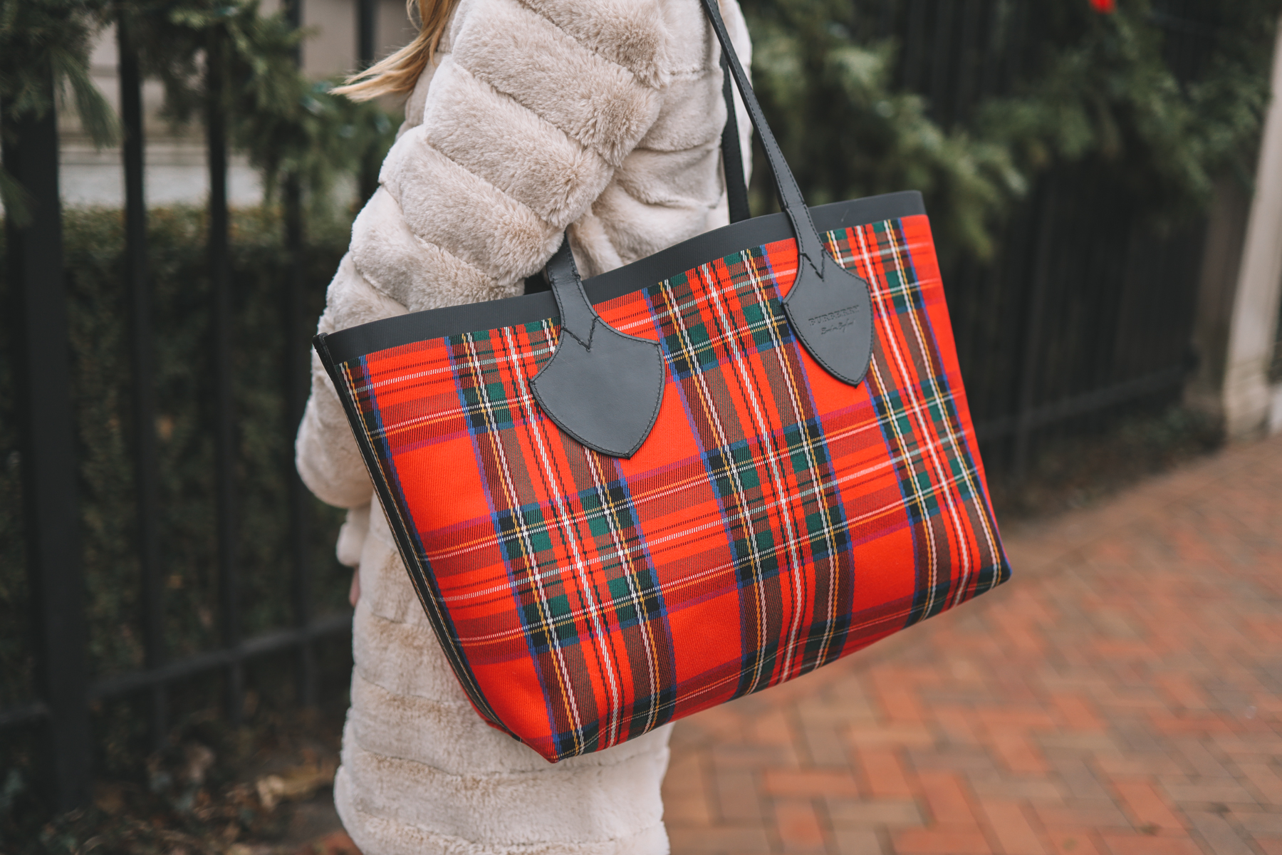 Newer Burberry Tote