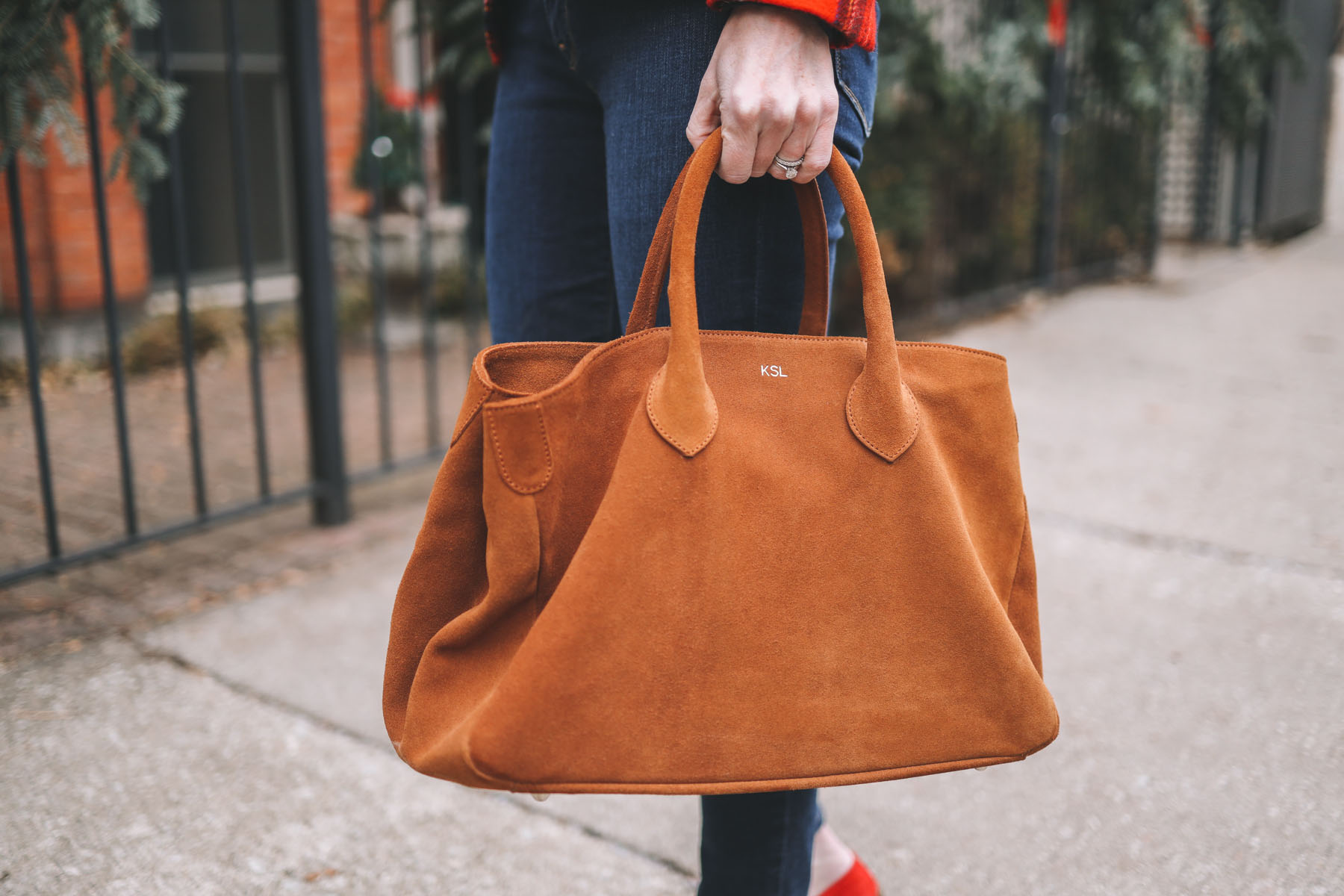 Mark & Graham Elisabetta Tote